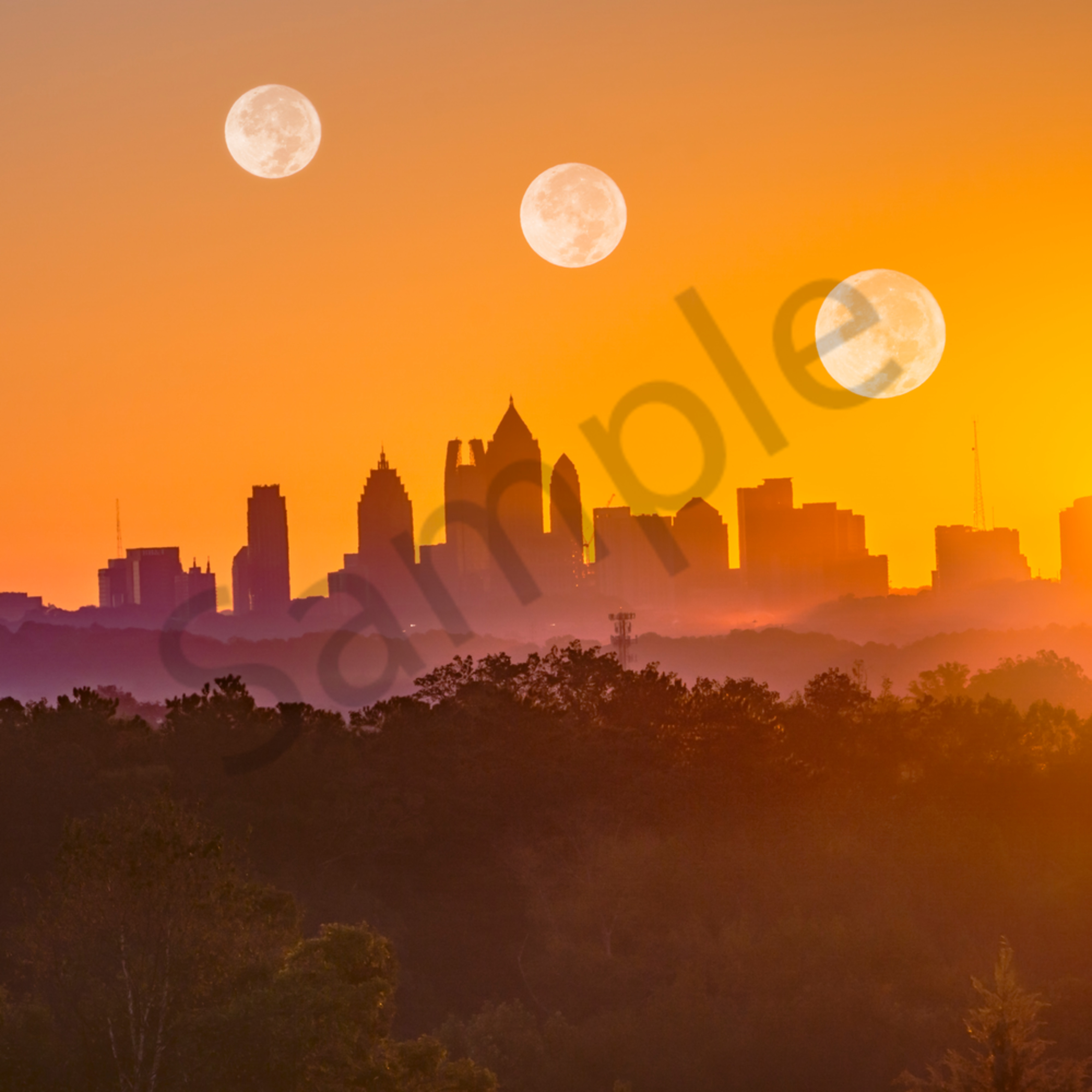 Sunrise moonrise ilmugz