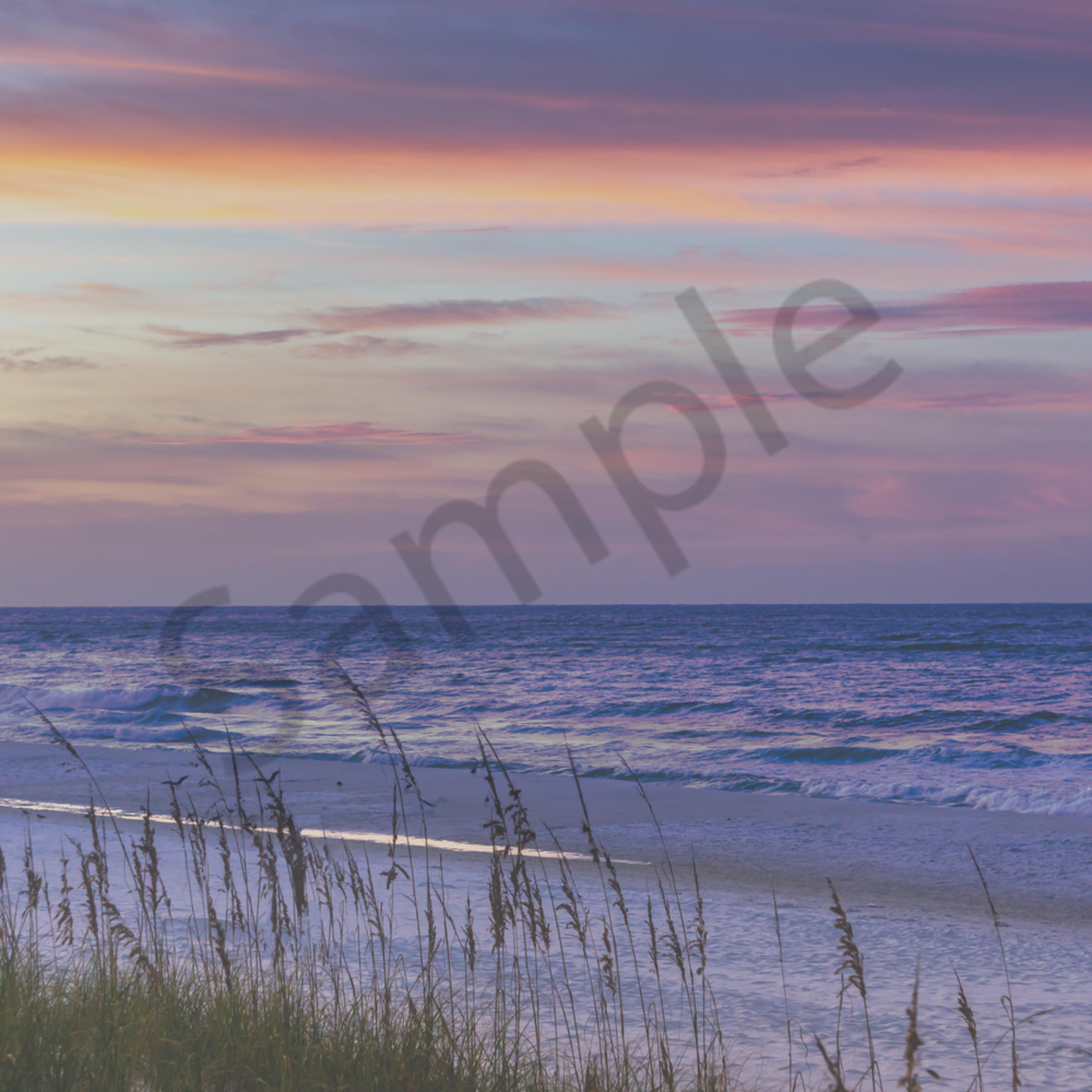 The purple waves of destin l08hrl