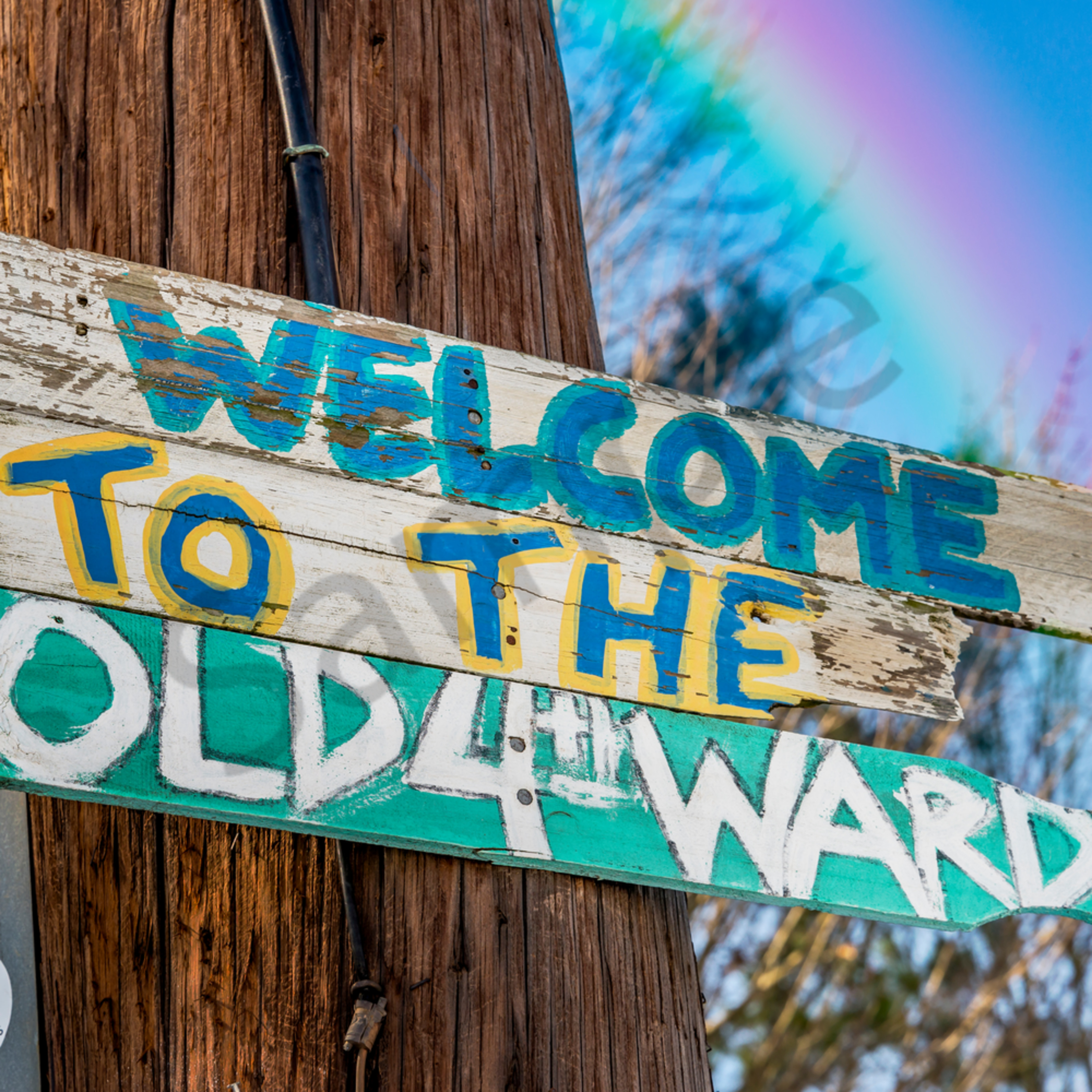 Welcome to the old fourth ward gyfxyz