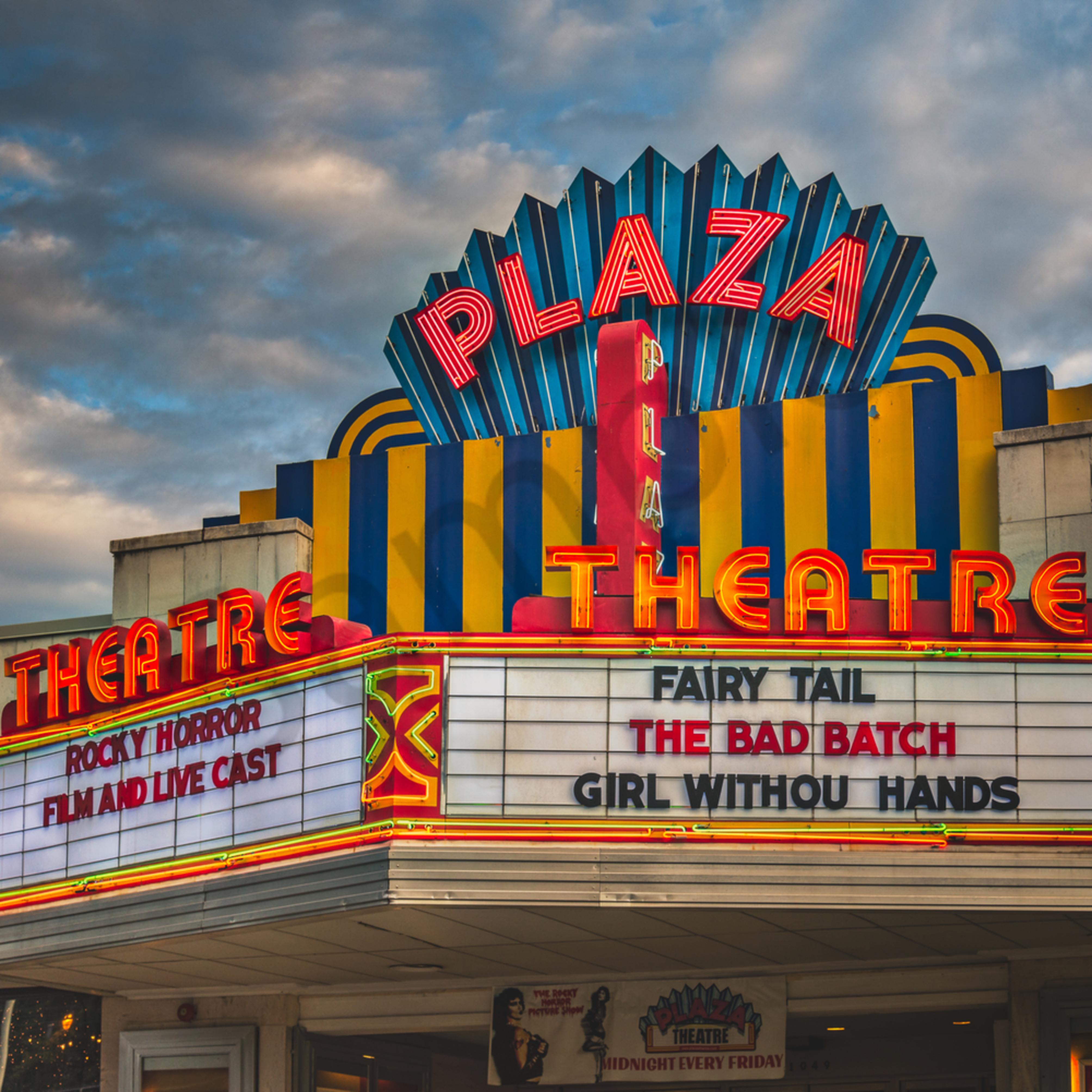 The plaza theatre atlanta tdx0hl