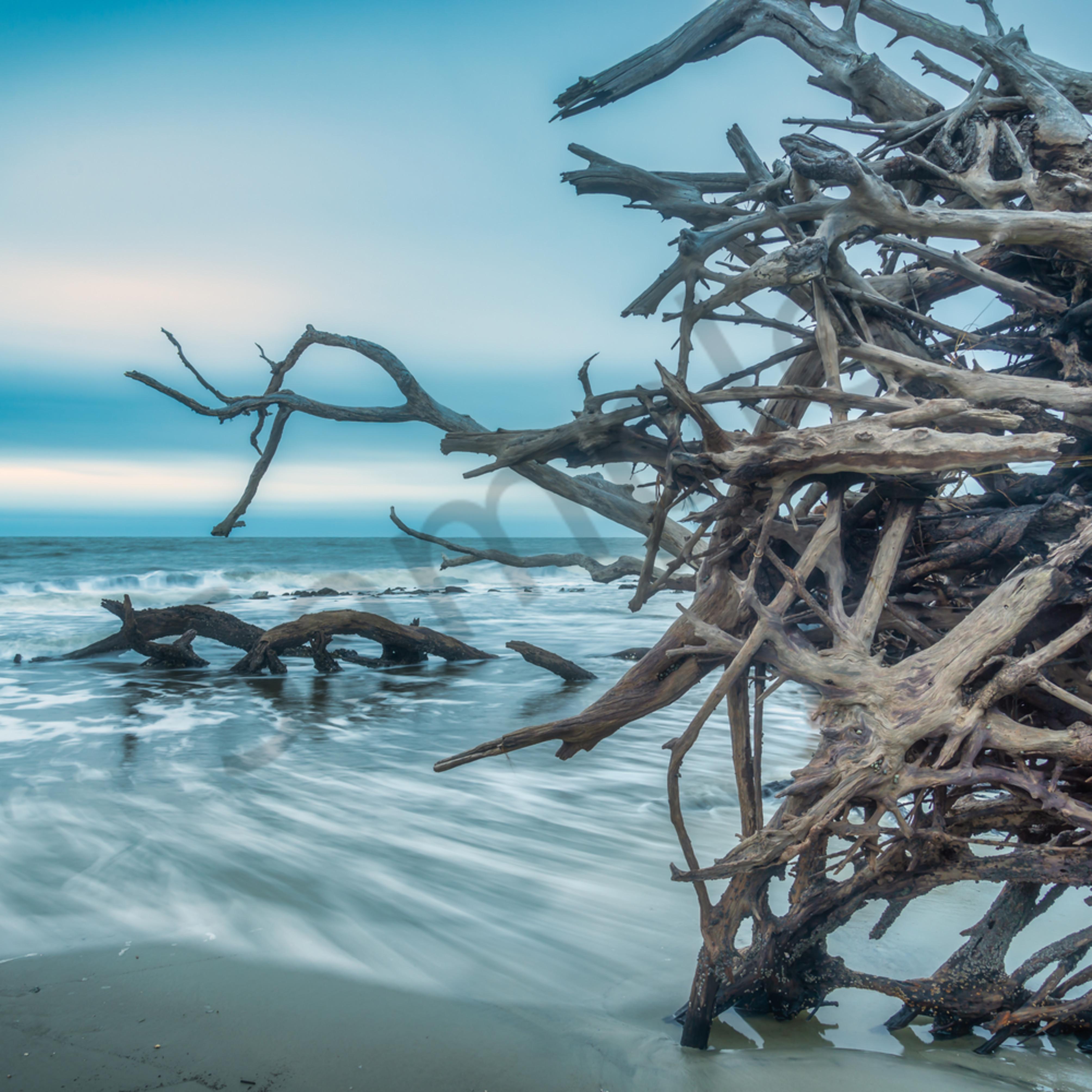 Silky seas at sunrise cnv8rc
