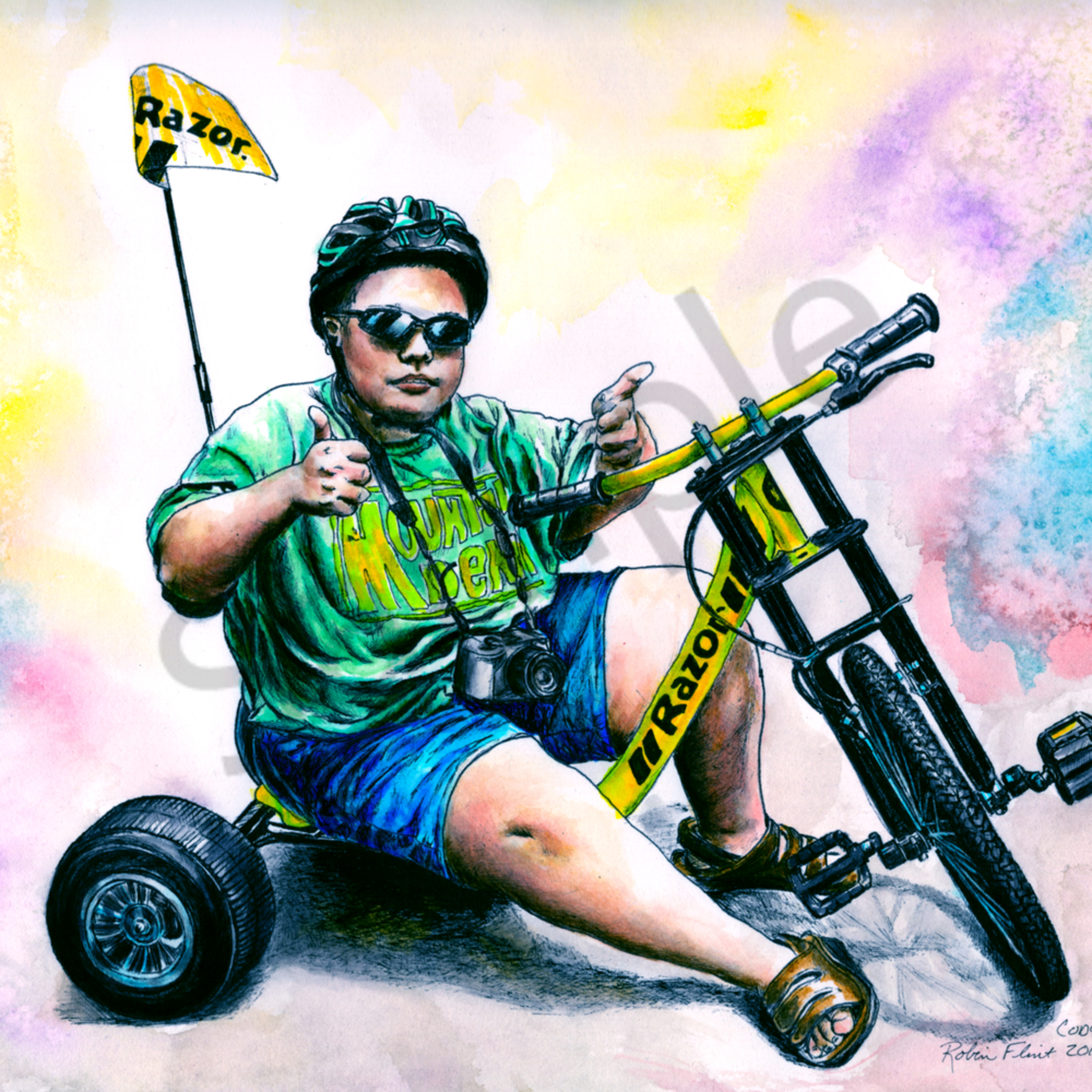 Codys trike ba68us