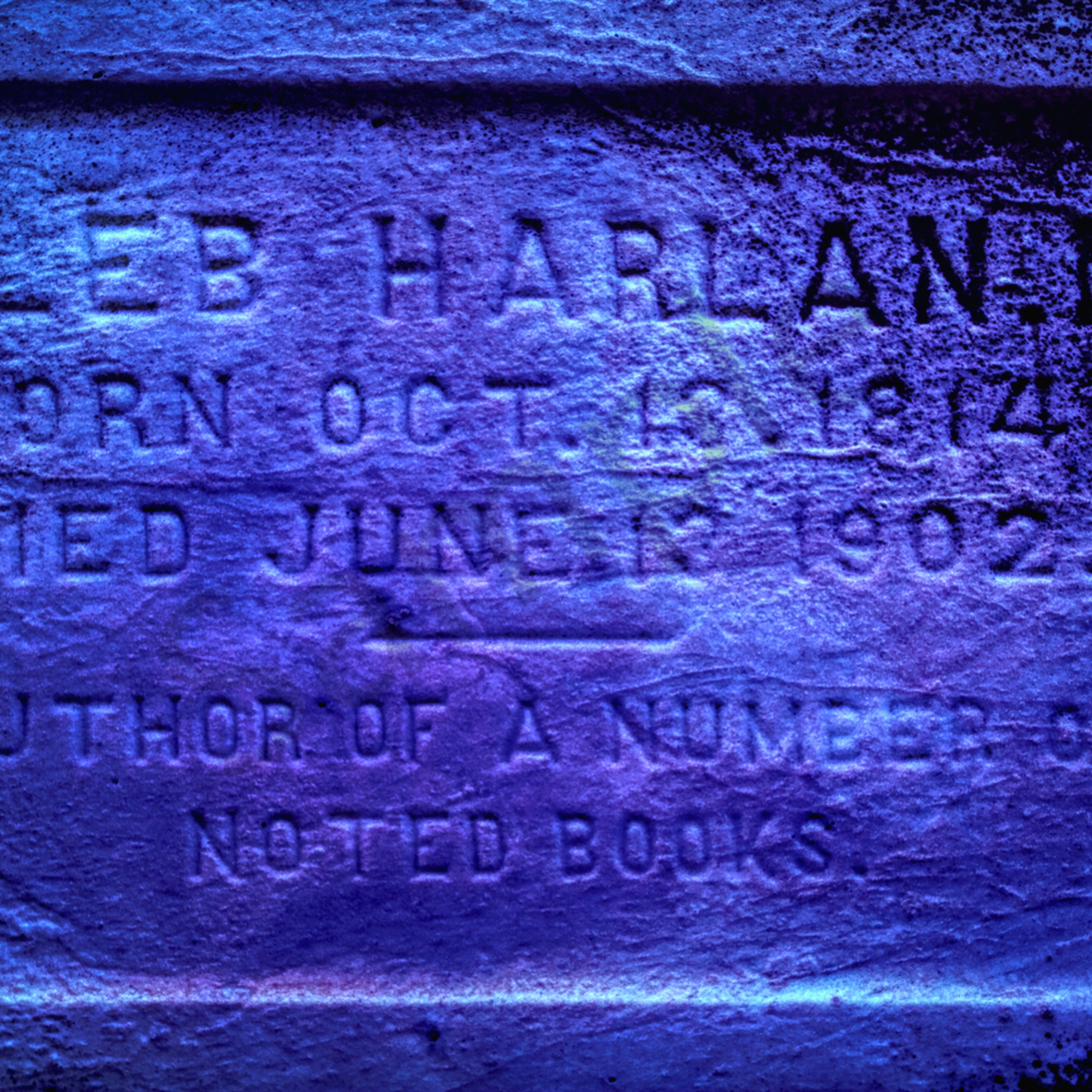 Caleb harlan gravestone website yx36wp