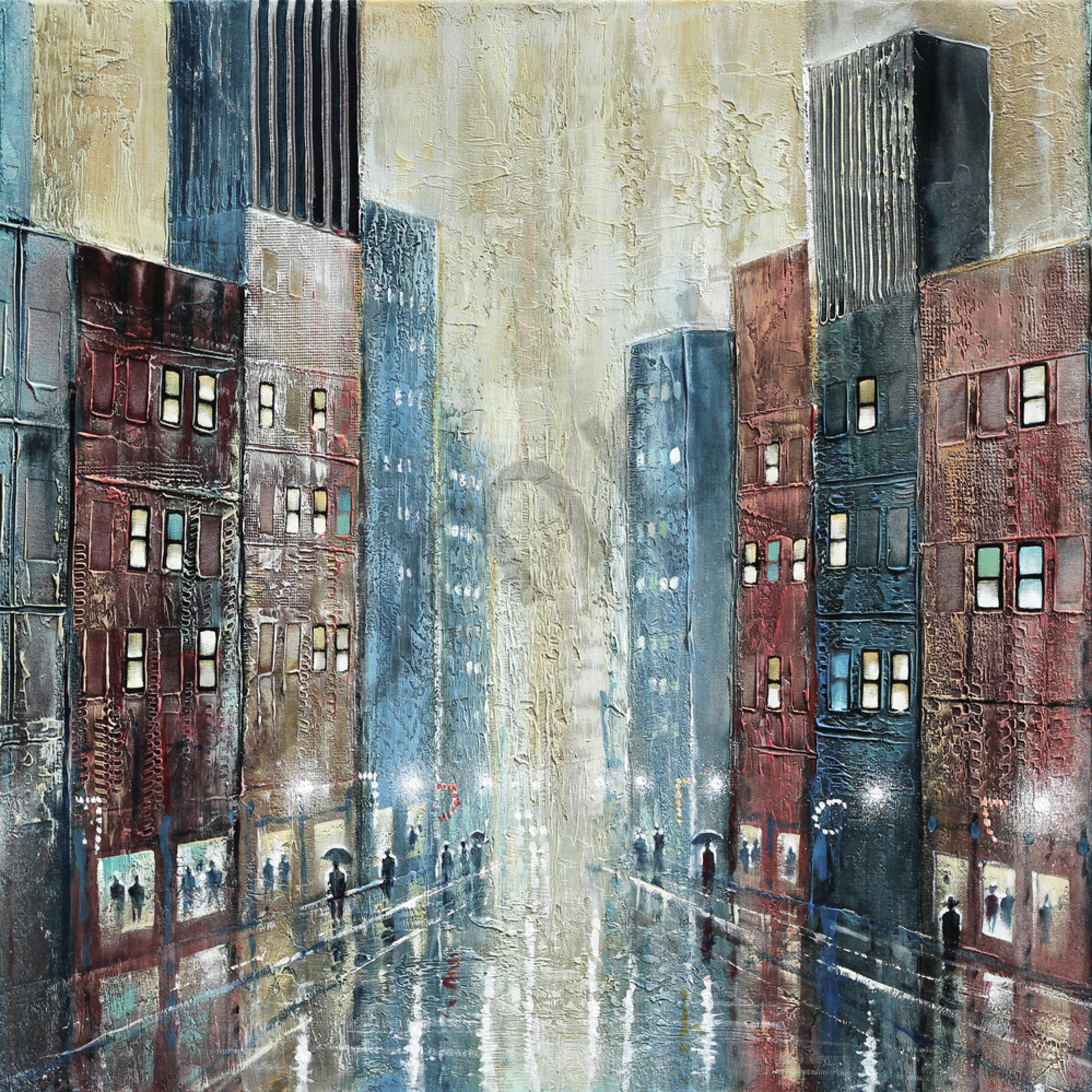 City rain 1 of 1 kbk4o1