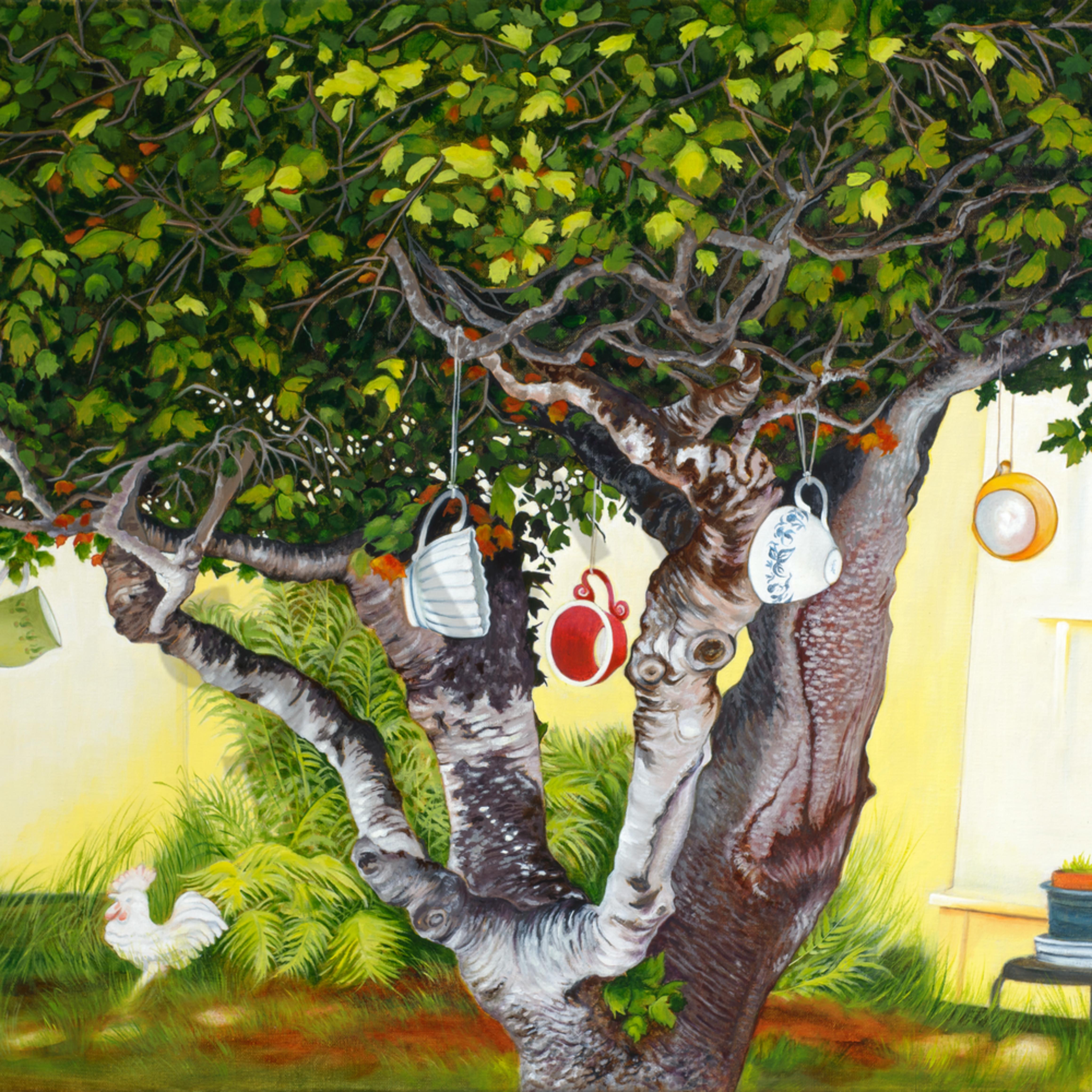 Teacup tree on 12th street baxqnw