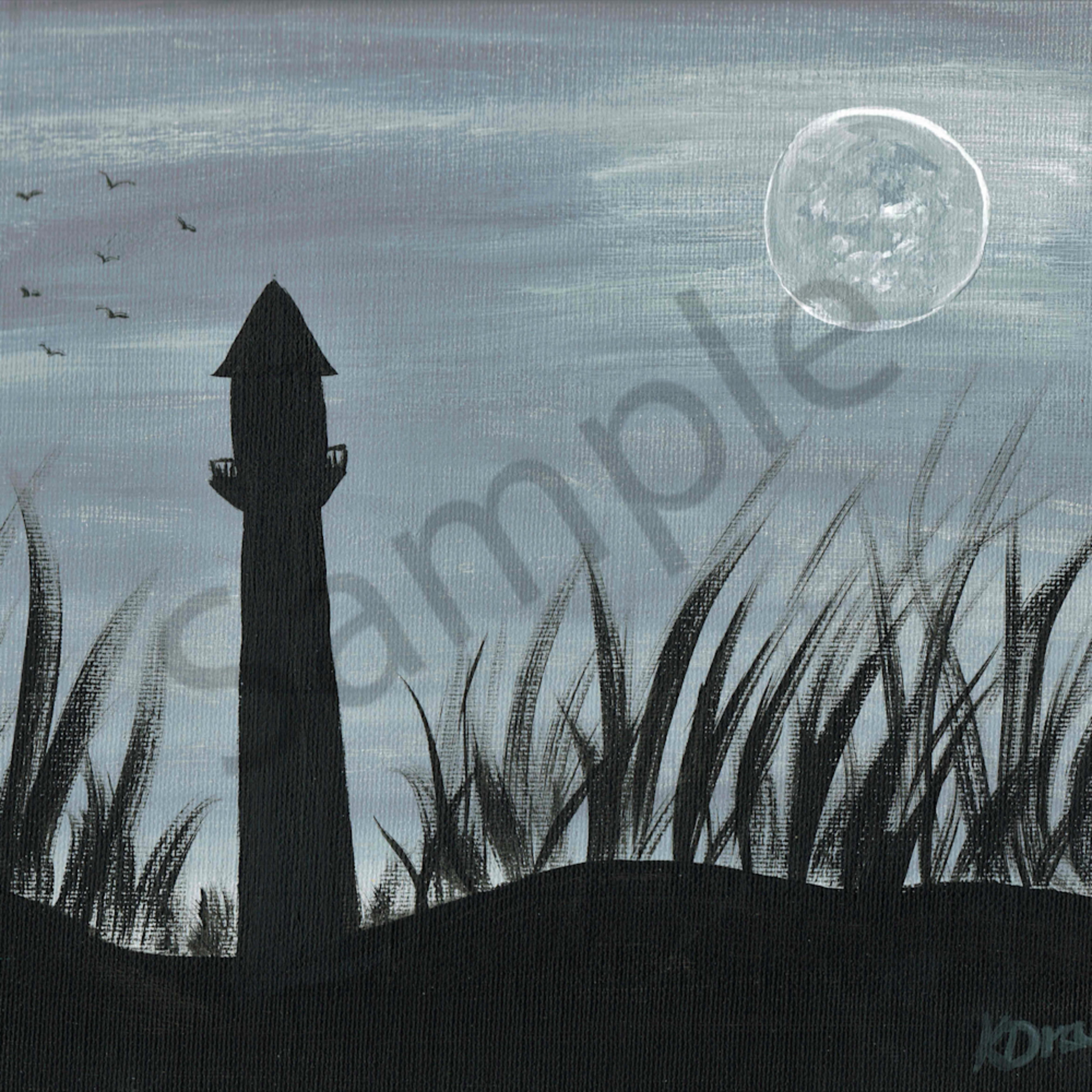 The lighthouse ljjtvq