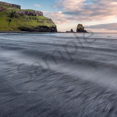 Talisker beach with signature nfjfo6