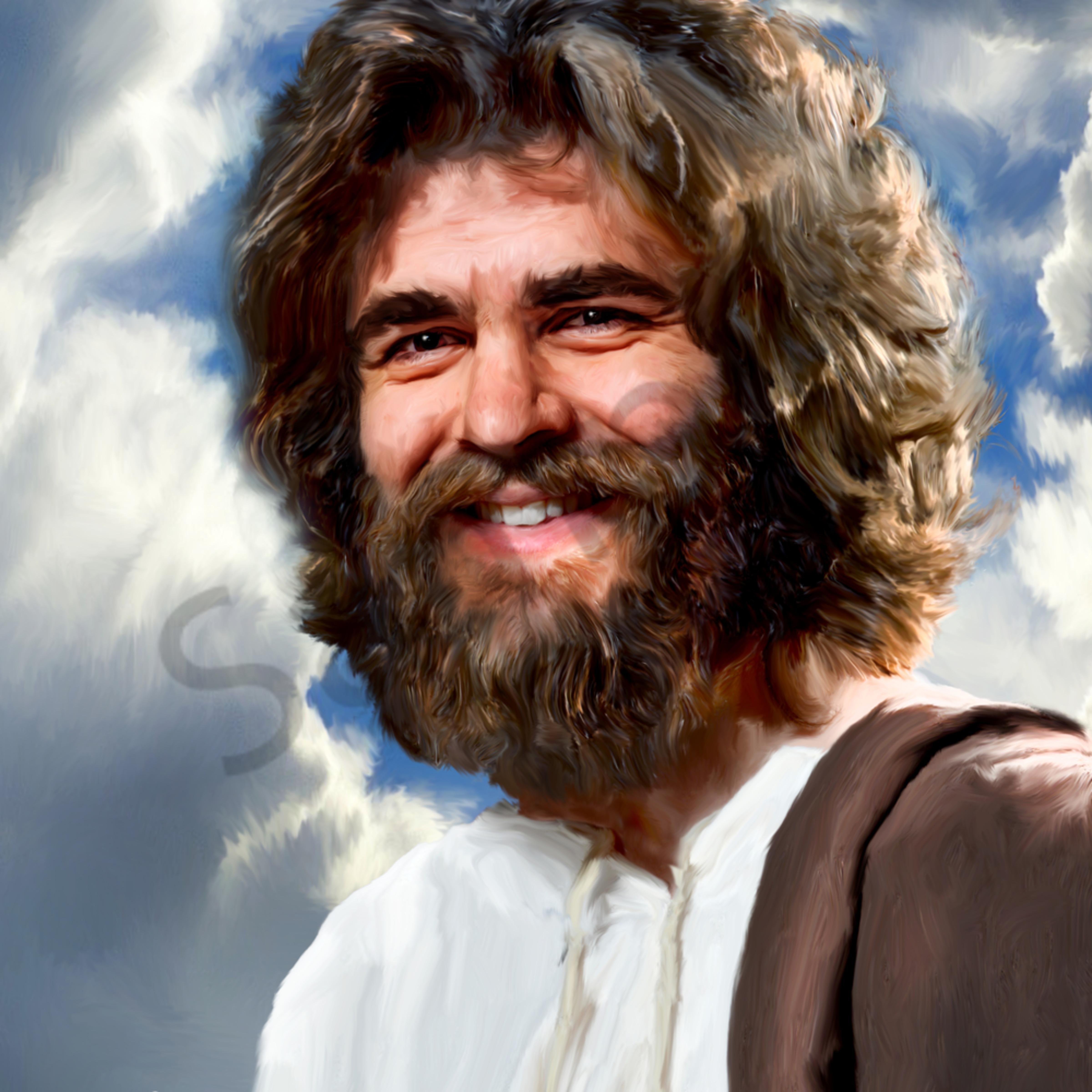 Joyous jesus outside7244 eg19zg