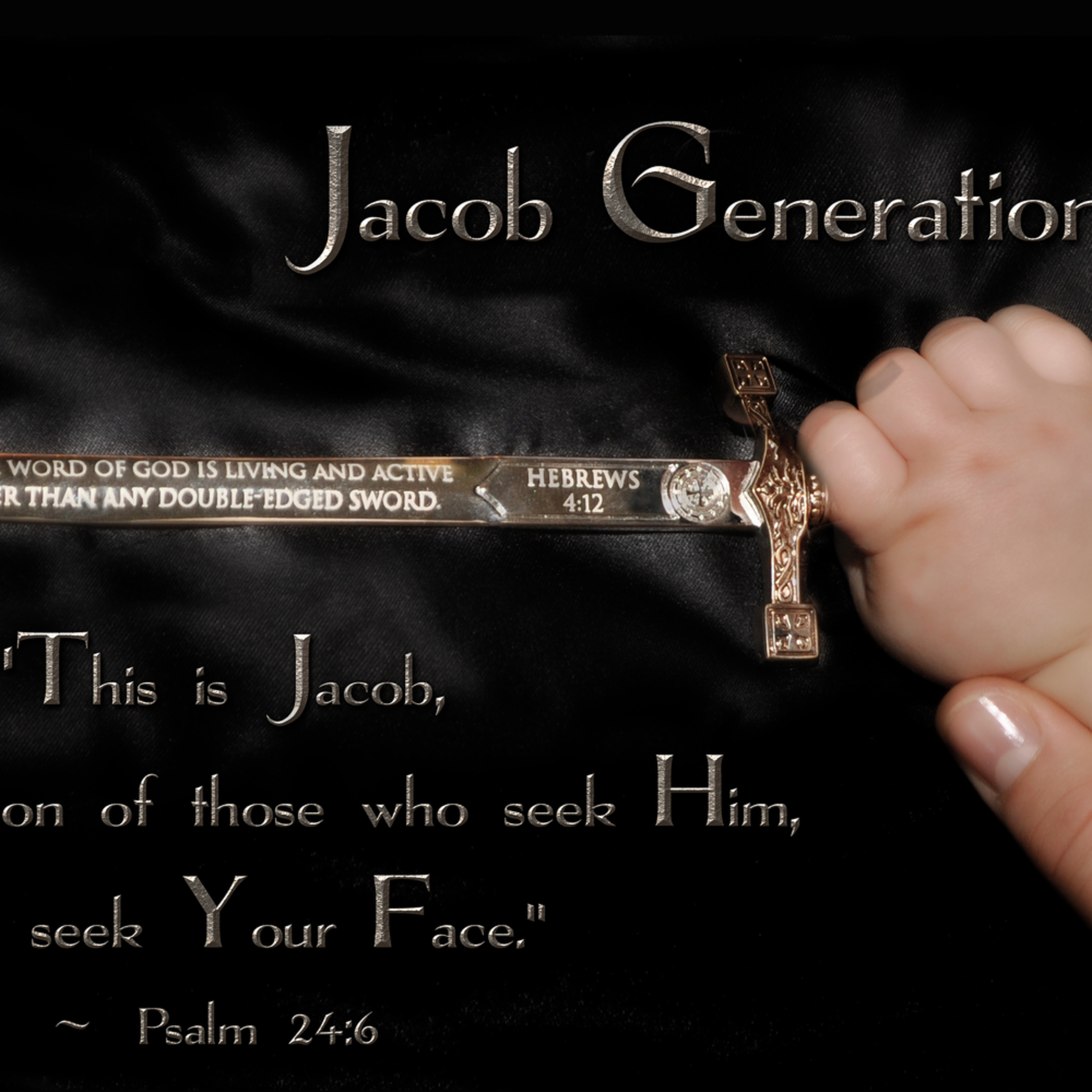 Jacob generation arising by constance woods kbo67z