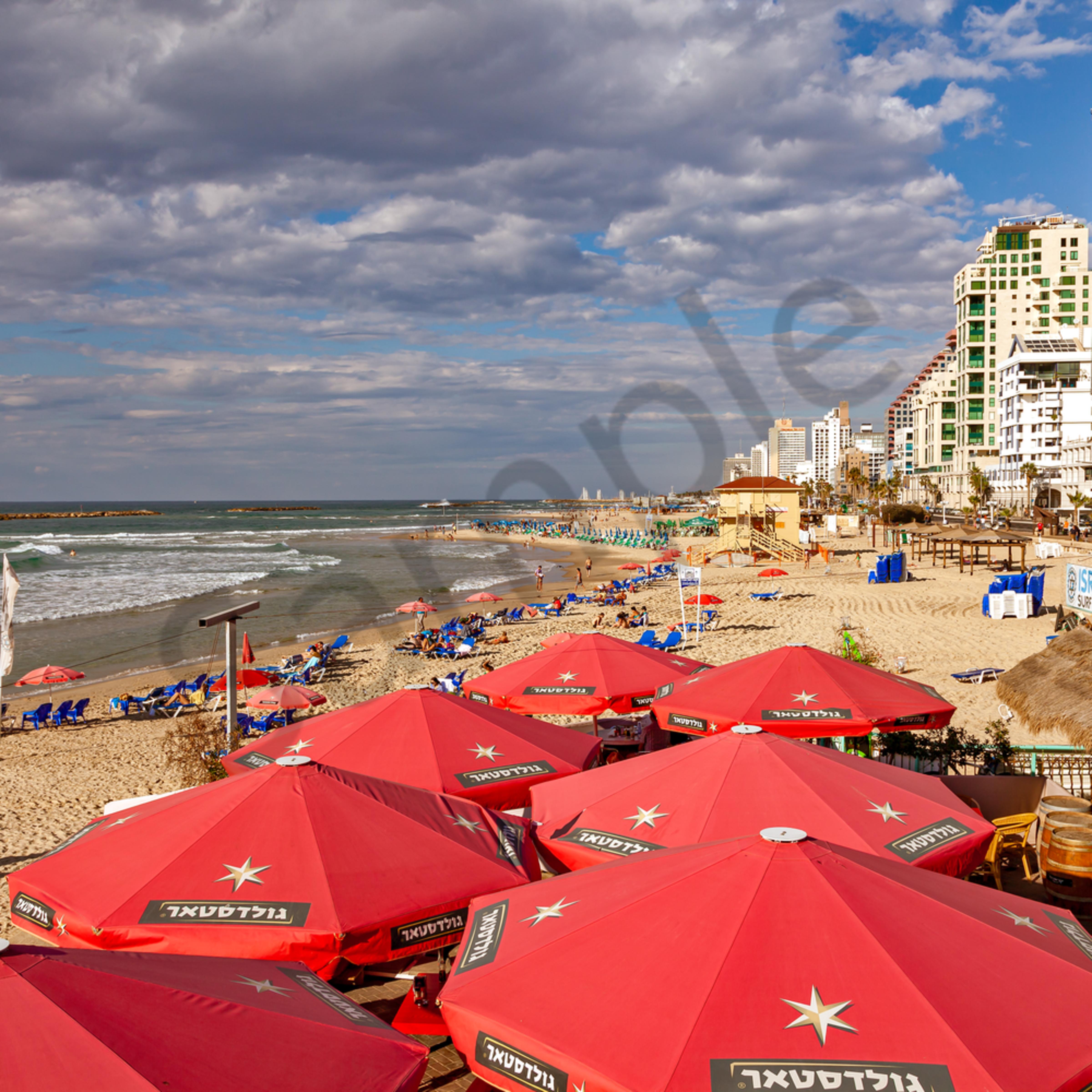Tel aviv beach israel w6nivu