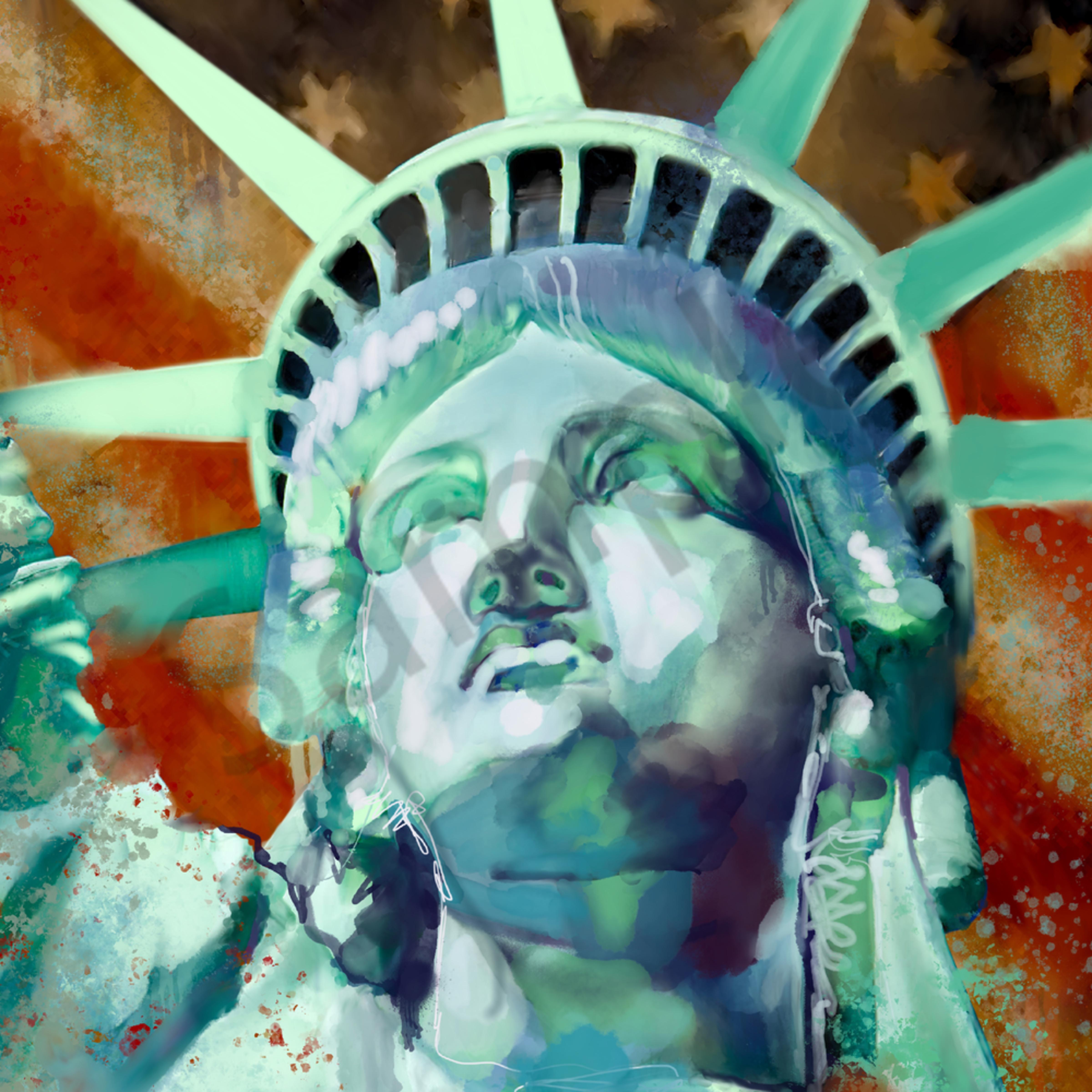 Usa liberty 16x24 qgwaeu