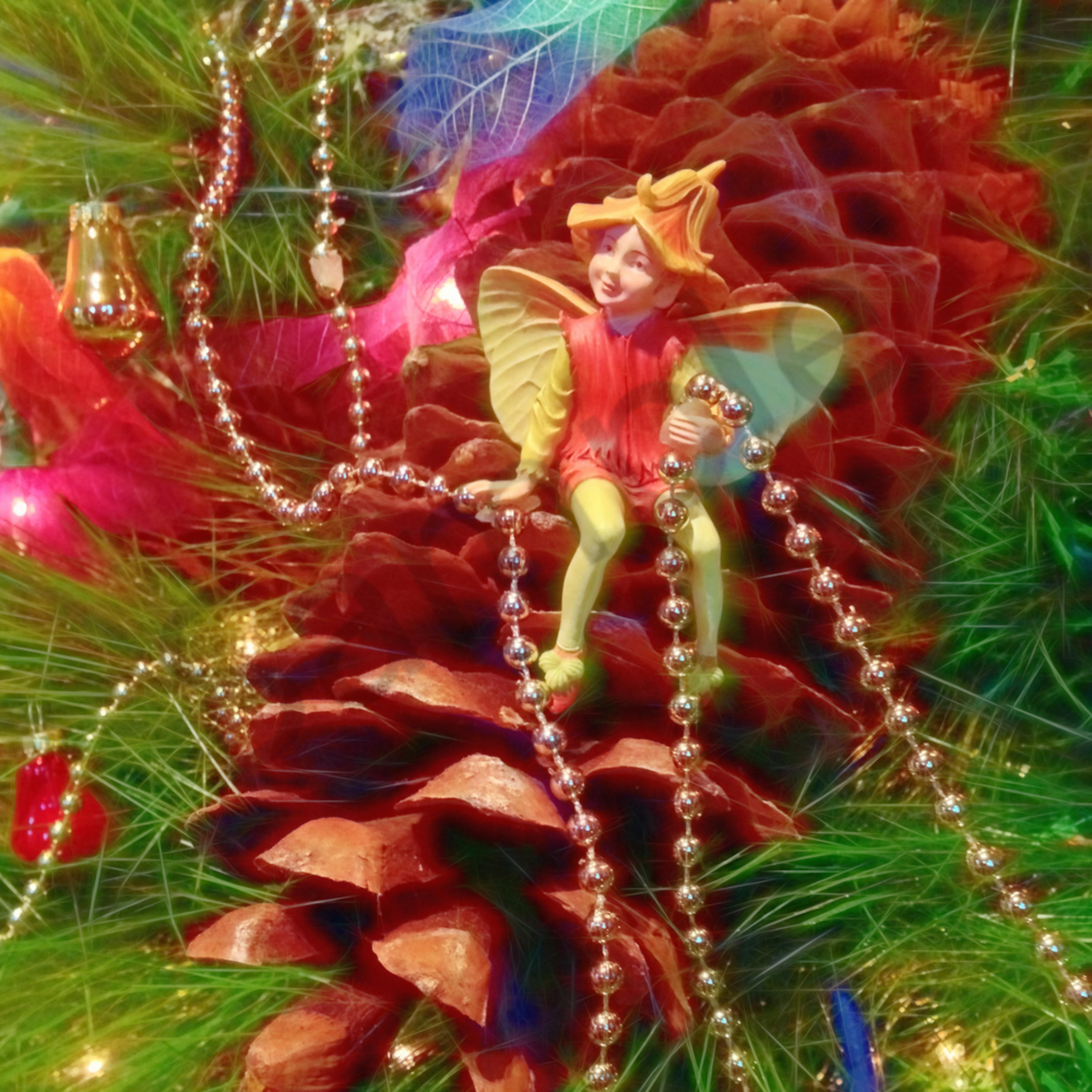 Christmas tree fairy v4sgbi