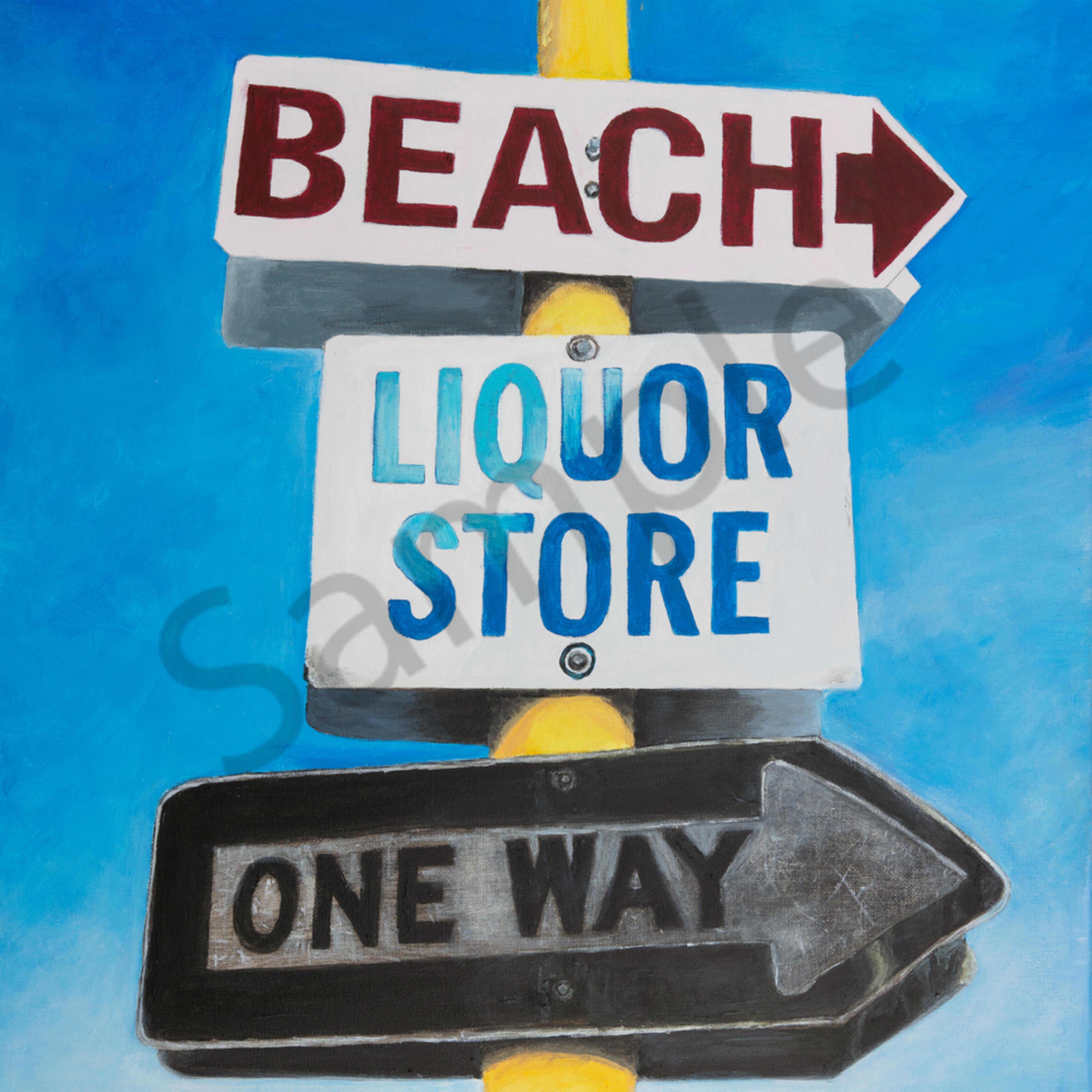Beach liquor tovvdw