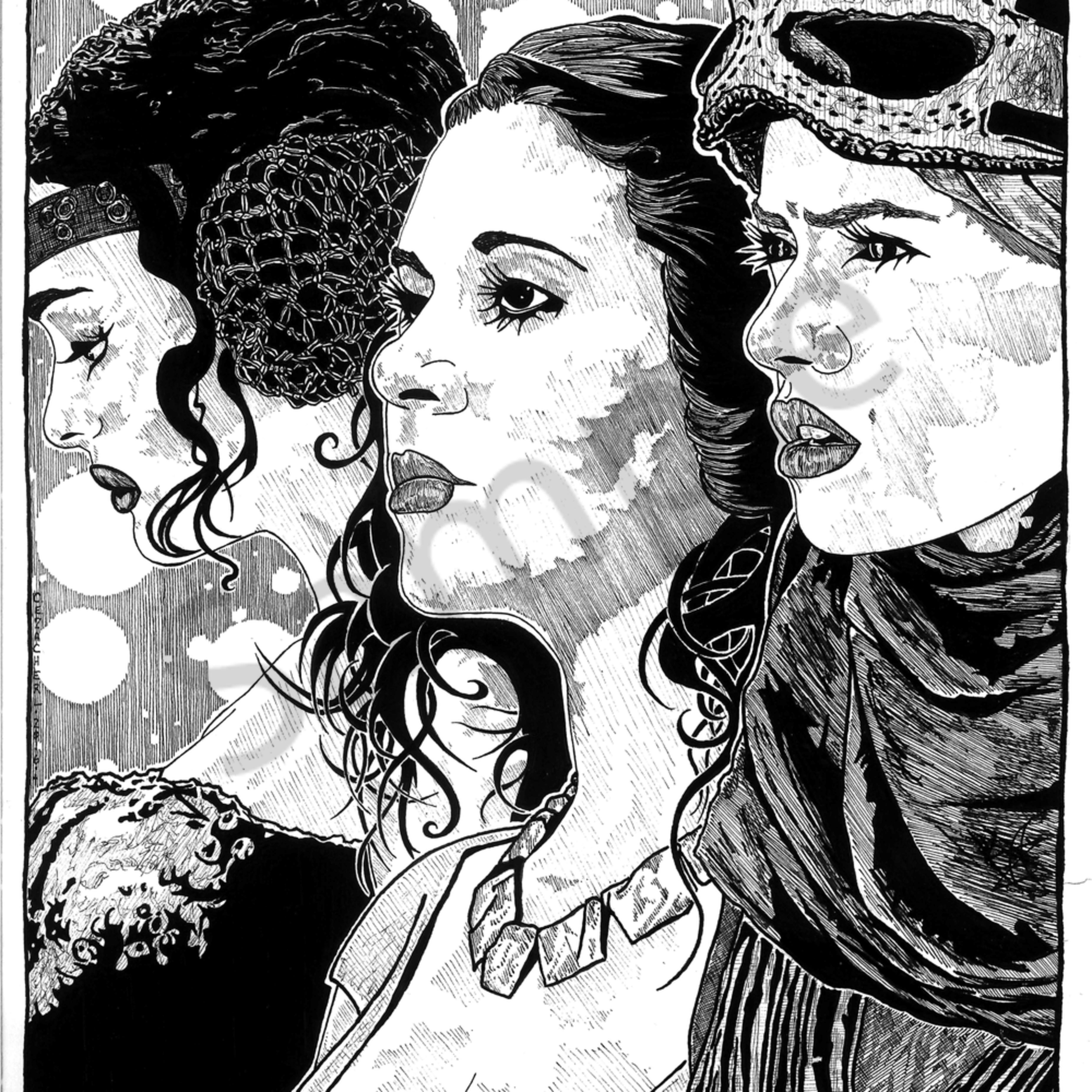 The ladies of star wars by cezacherl dae677c t90la9