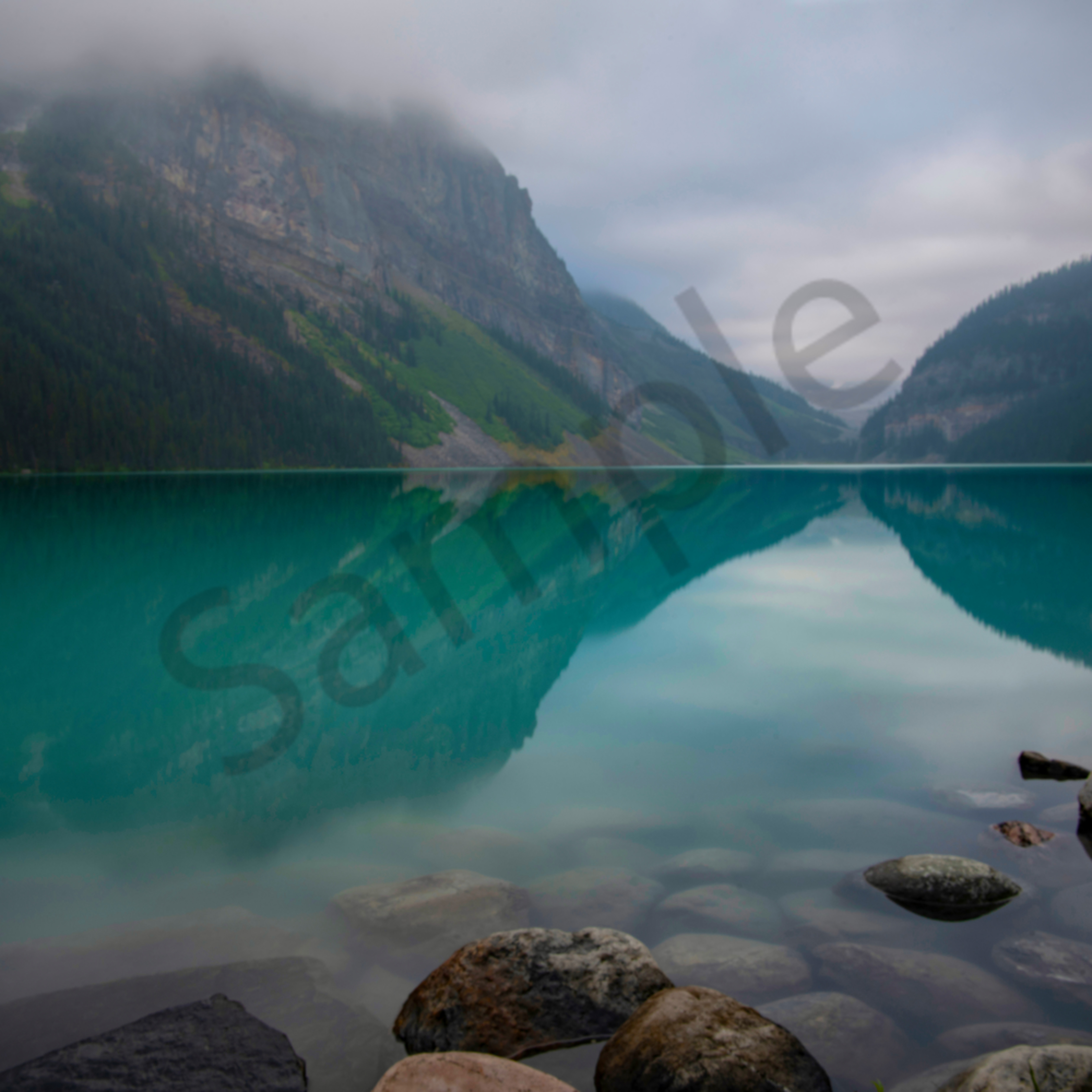 Lake louise reflection w final sig to print 1 of 1 oqce53
