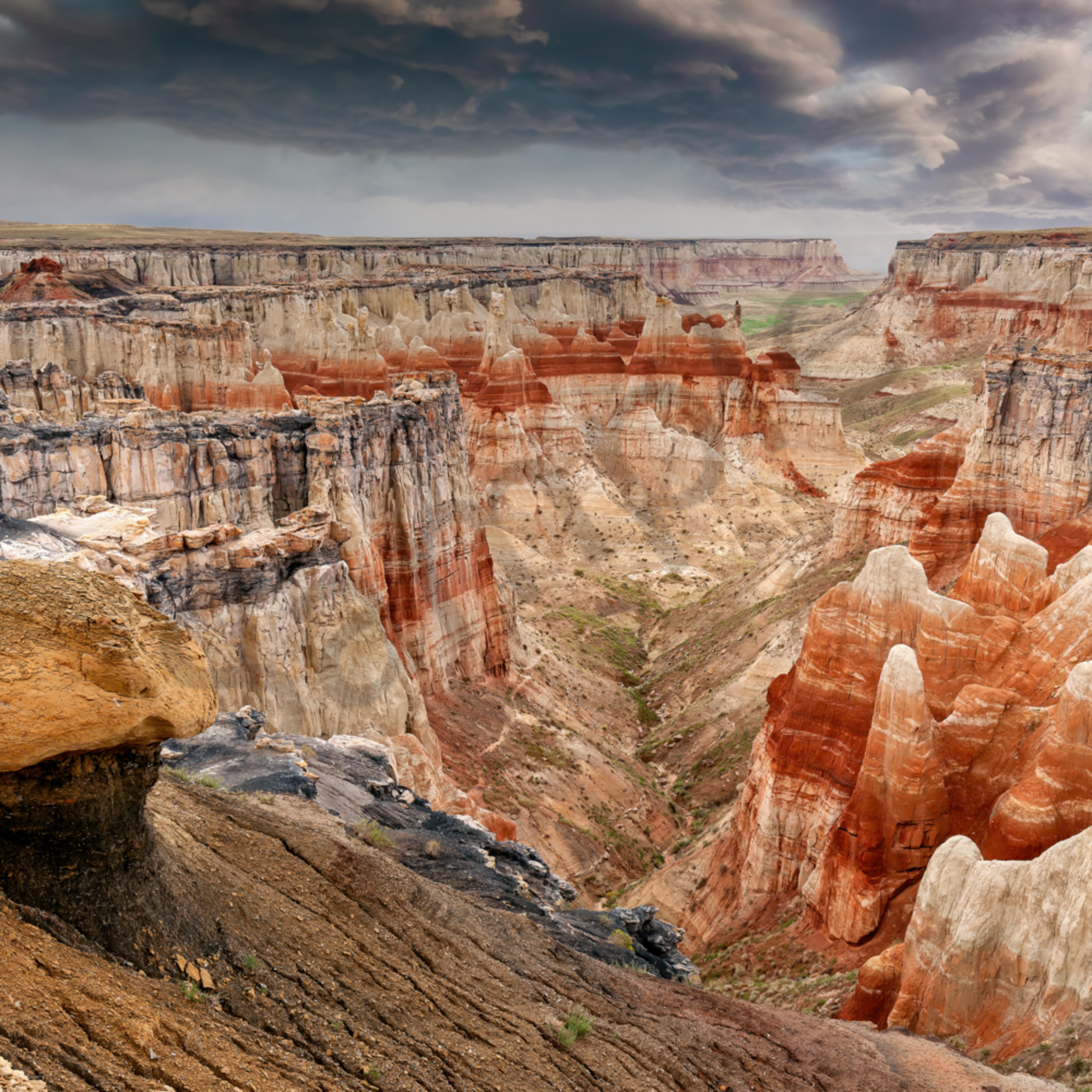 Coal mine canyon tuba city arizona cqj0aa