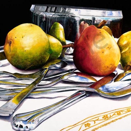 Chandler pear mosaic sm rd036s