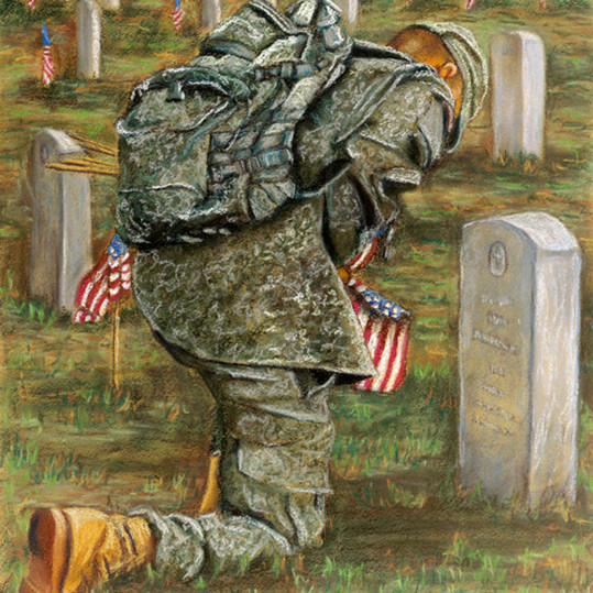 Honor the fallen imqojl