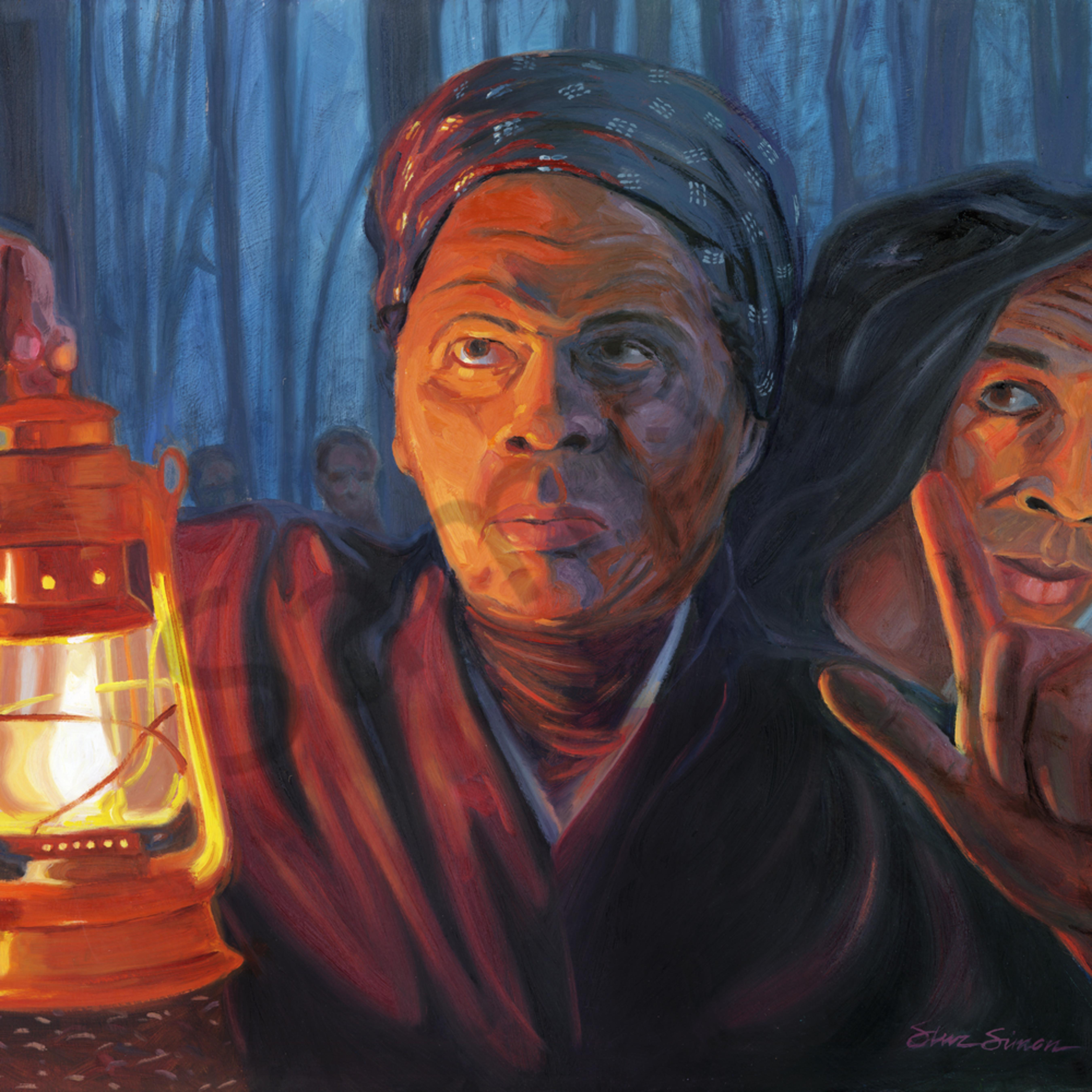Harriet tubman colho2