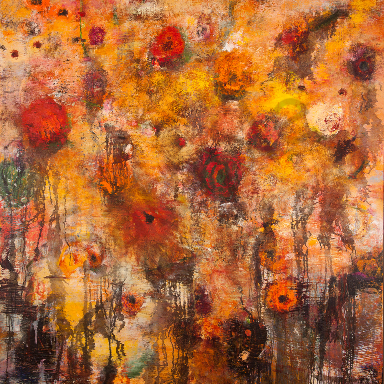 Basho s flowers 66x60 large file t zgdhtb