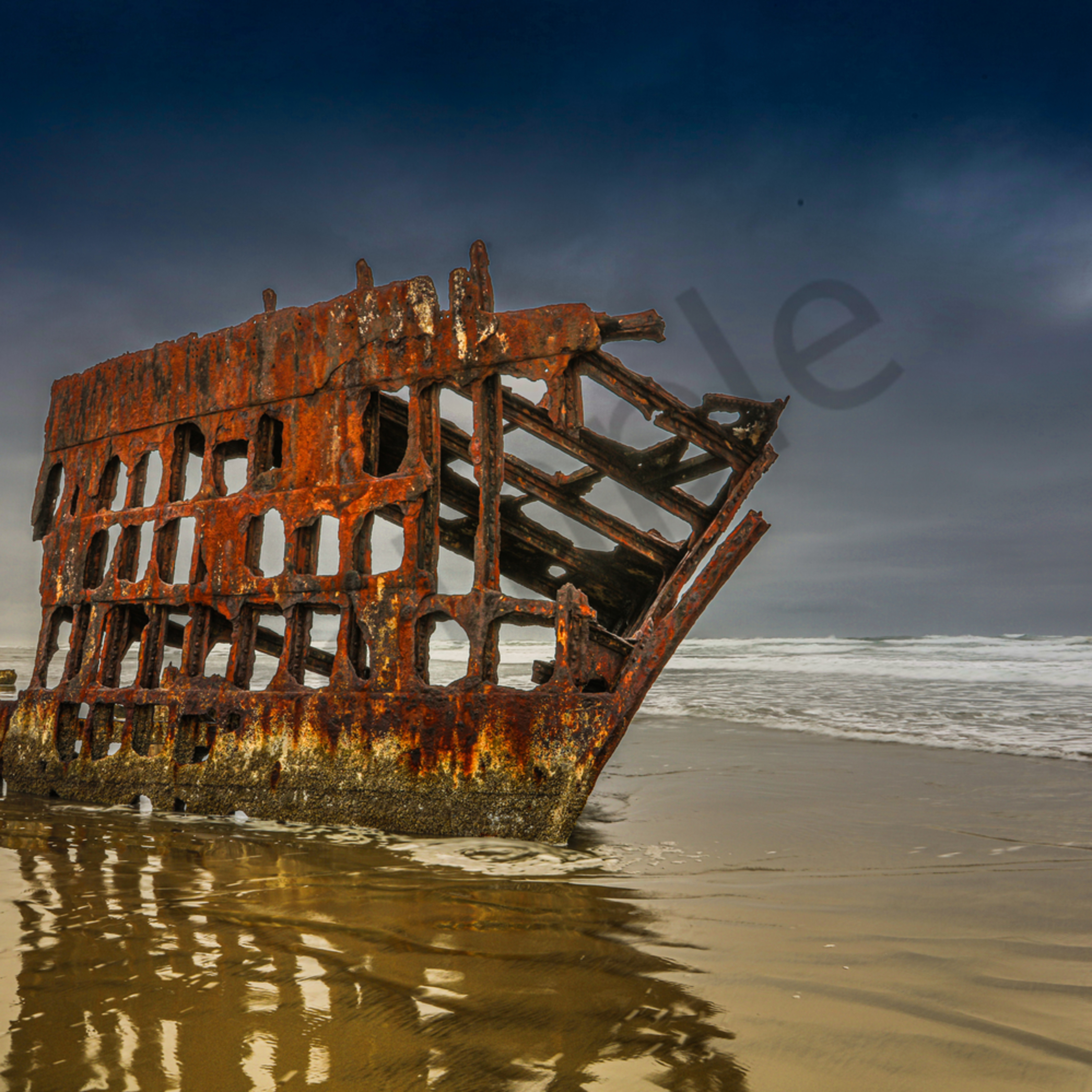 Pnw wreck of peter iredale 1 nf7zsg
