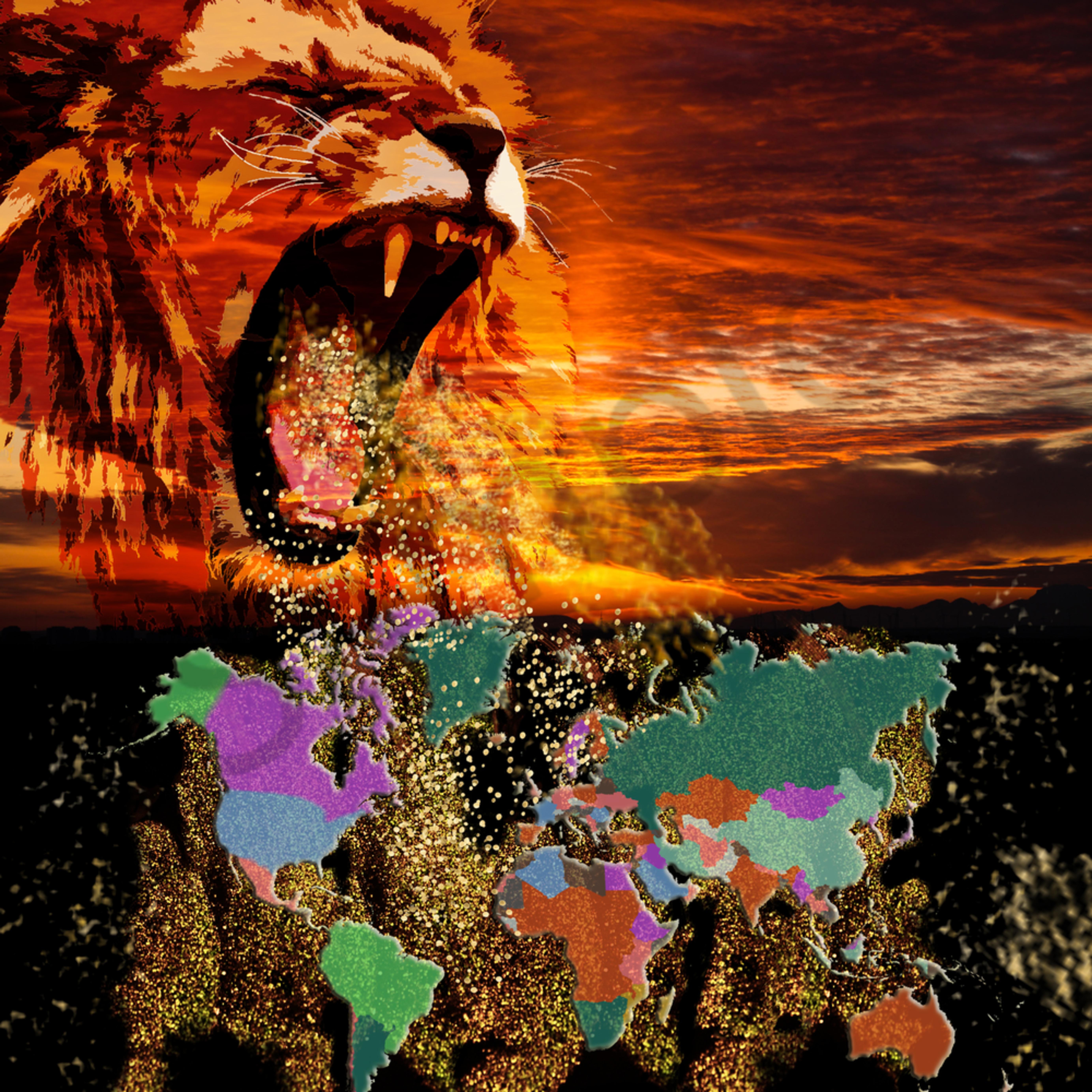 Healing nations by karen edmondson dilof9