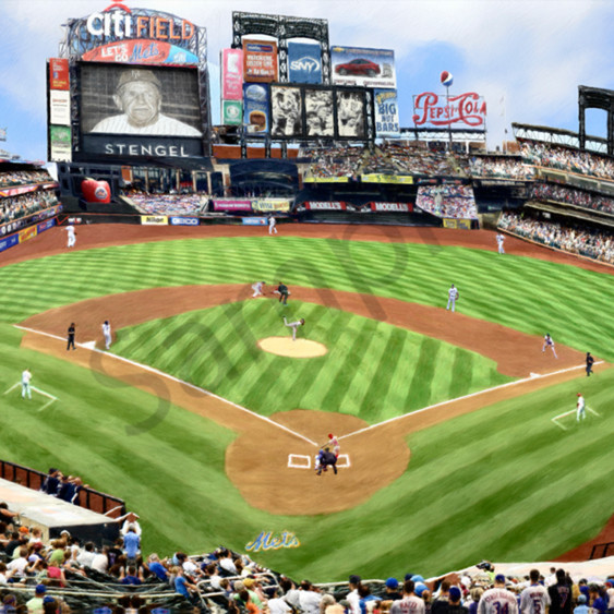 Baseball field nxfecy