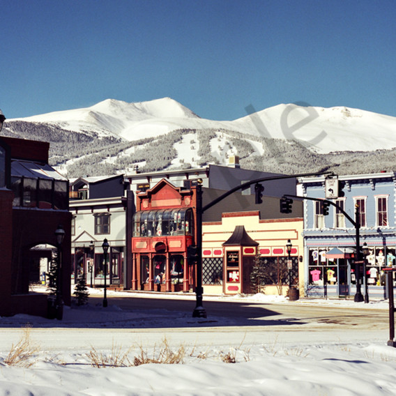 Main and lincoln breckenridge co 1980 s ururjk