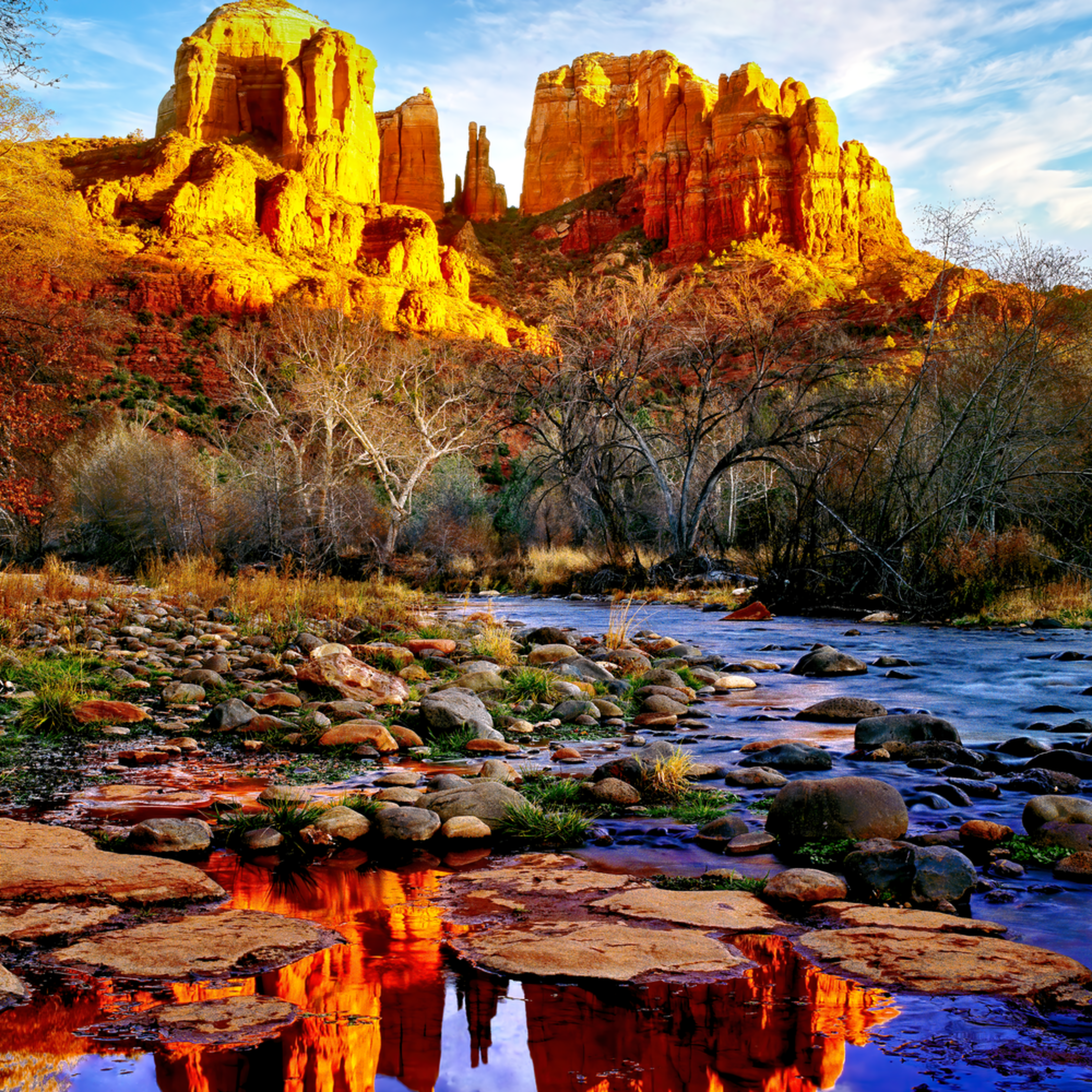 Deep reflections sedona arizona sjy8dj