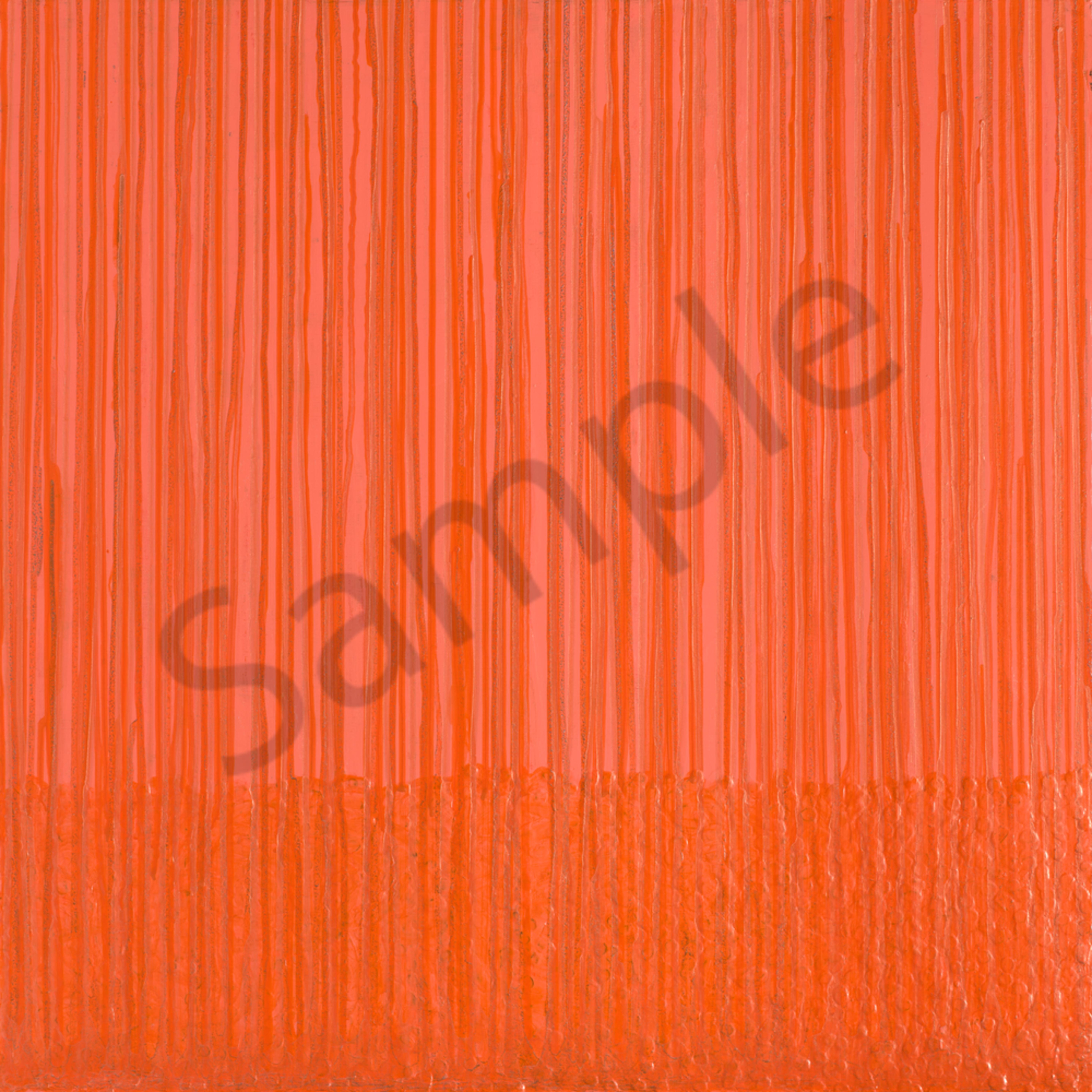 Orange lines with drops yijcuo