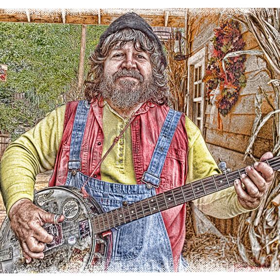 Banjo player egtpa8