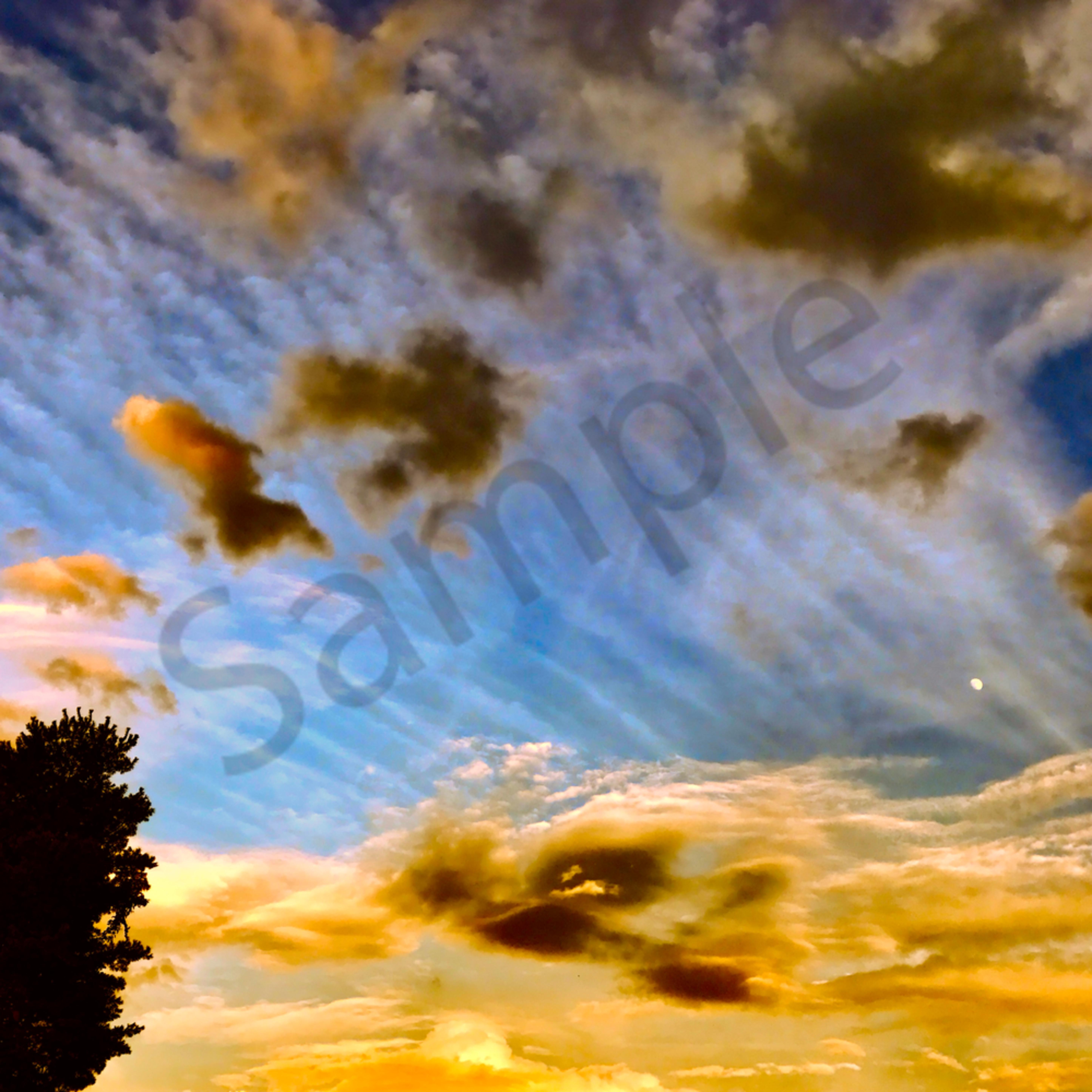 Fourth of july sky mblb9w