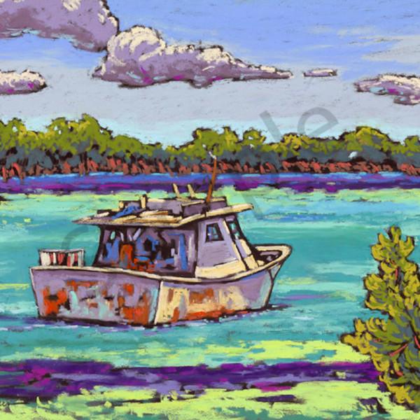 Conch boat ll3lm4
