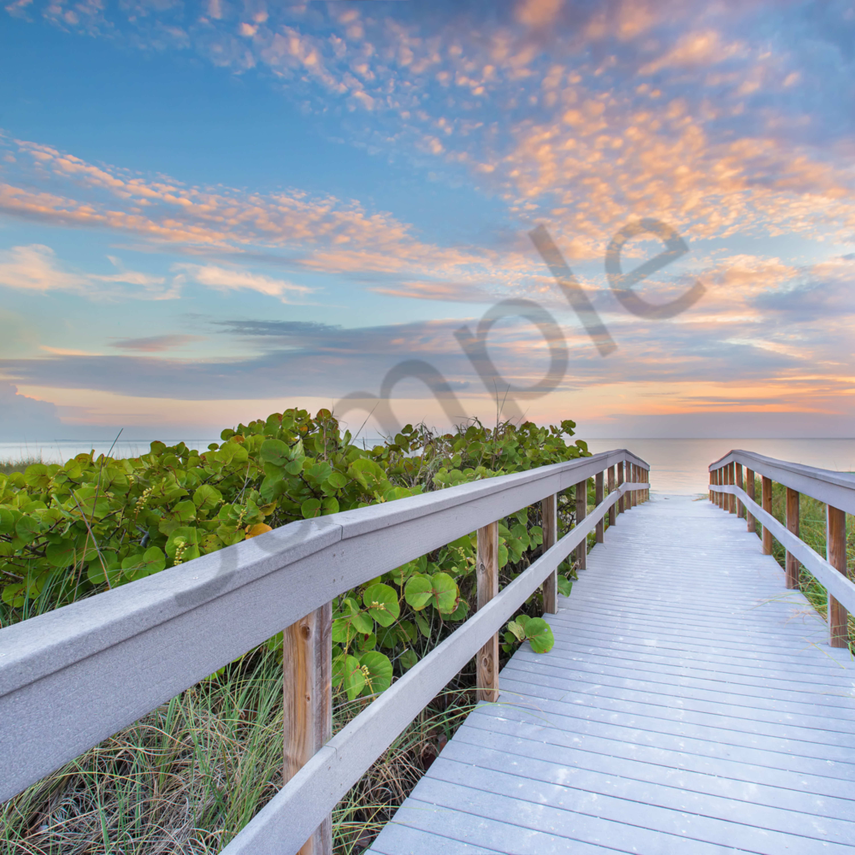 The walk to sunset beach bffcde