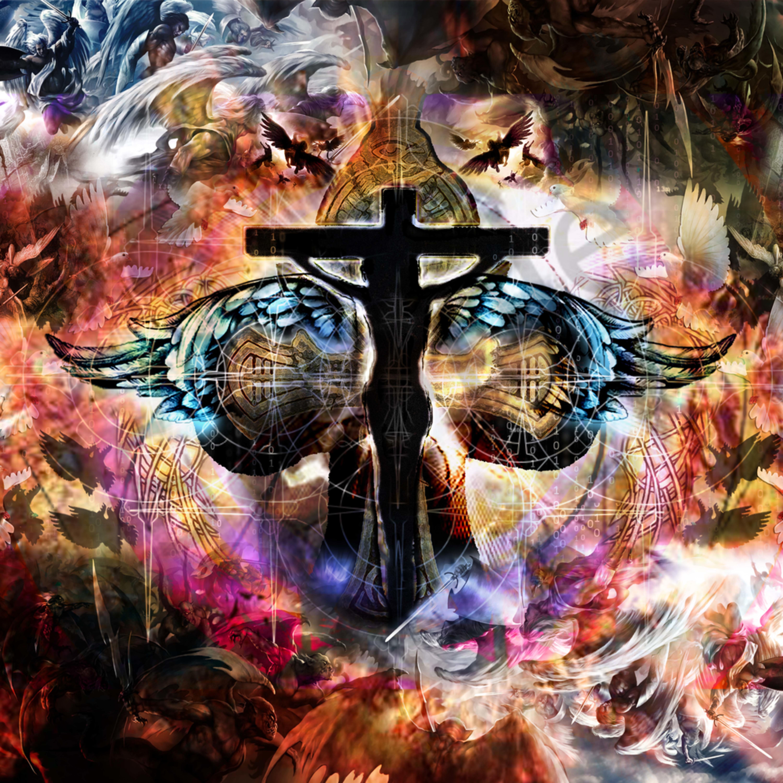 Jesus blackcross1 ki3w9w