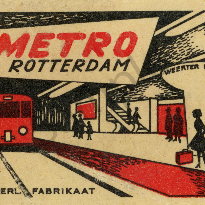 Rotterdam metro 1 a2rorw