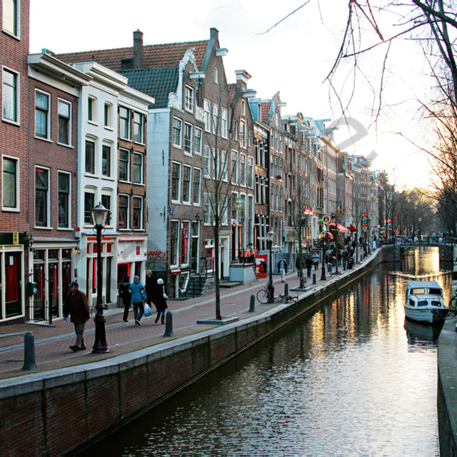 Amsterdam red light district 9992 uvashi