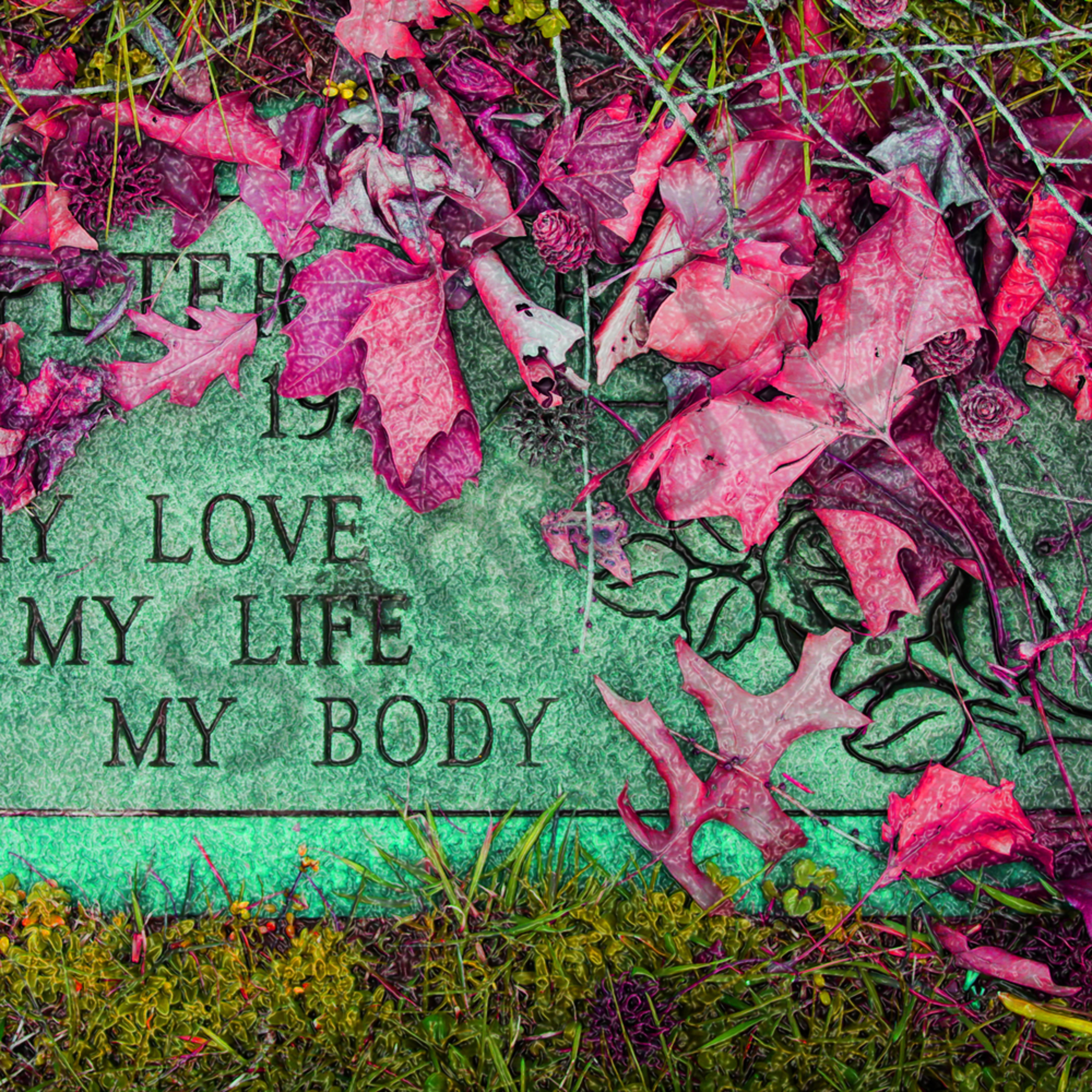 My love my life my body gravestone website uxz1mk