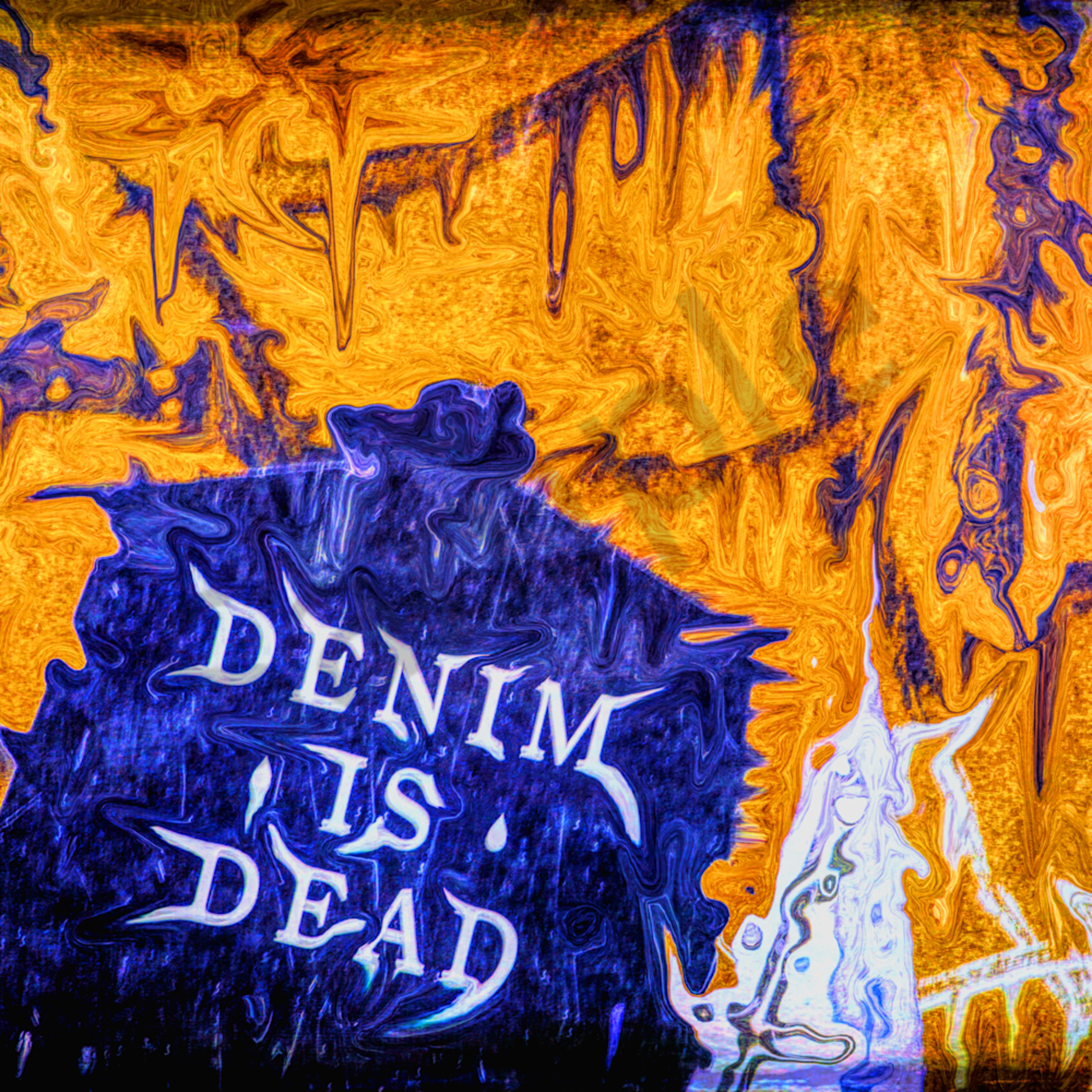 Denim is dead website kzmnyo