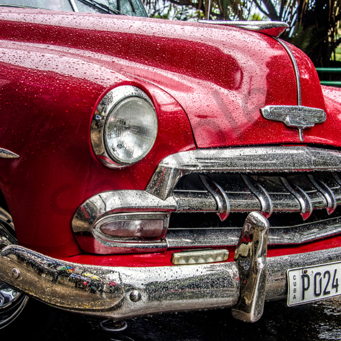 Red chevy cuba bzwuif