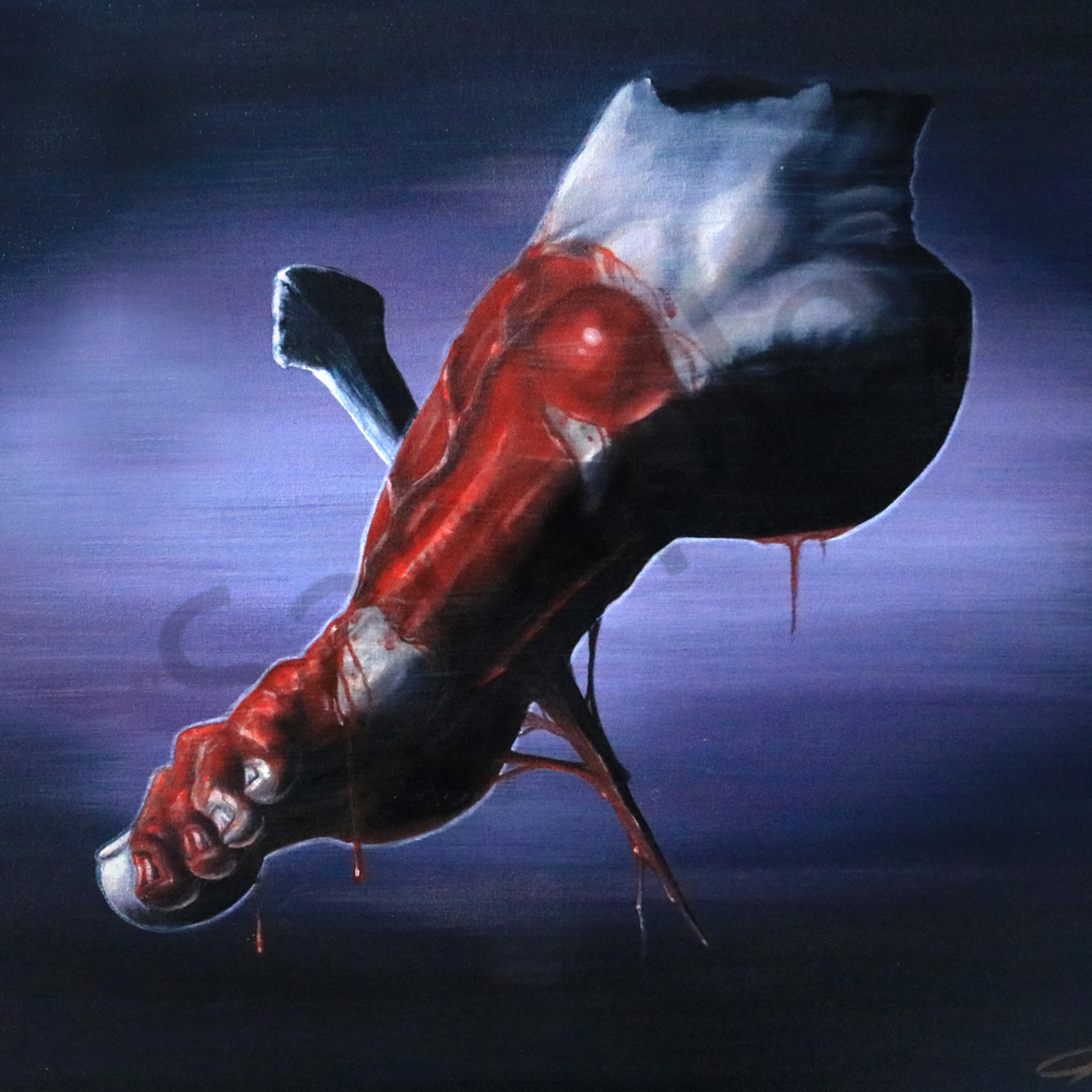 The pierced one 2 by jordan murphy qmbc0g
