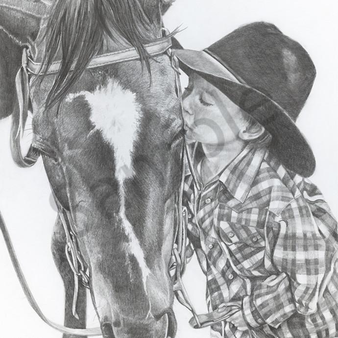 A cowboys first kiss tqicgk