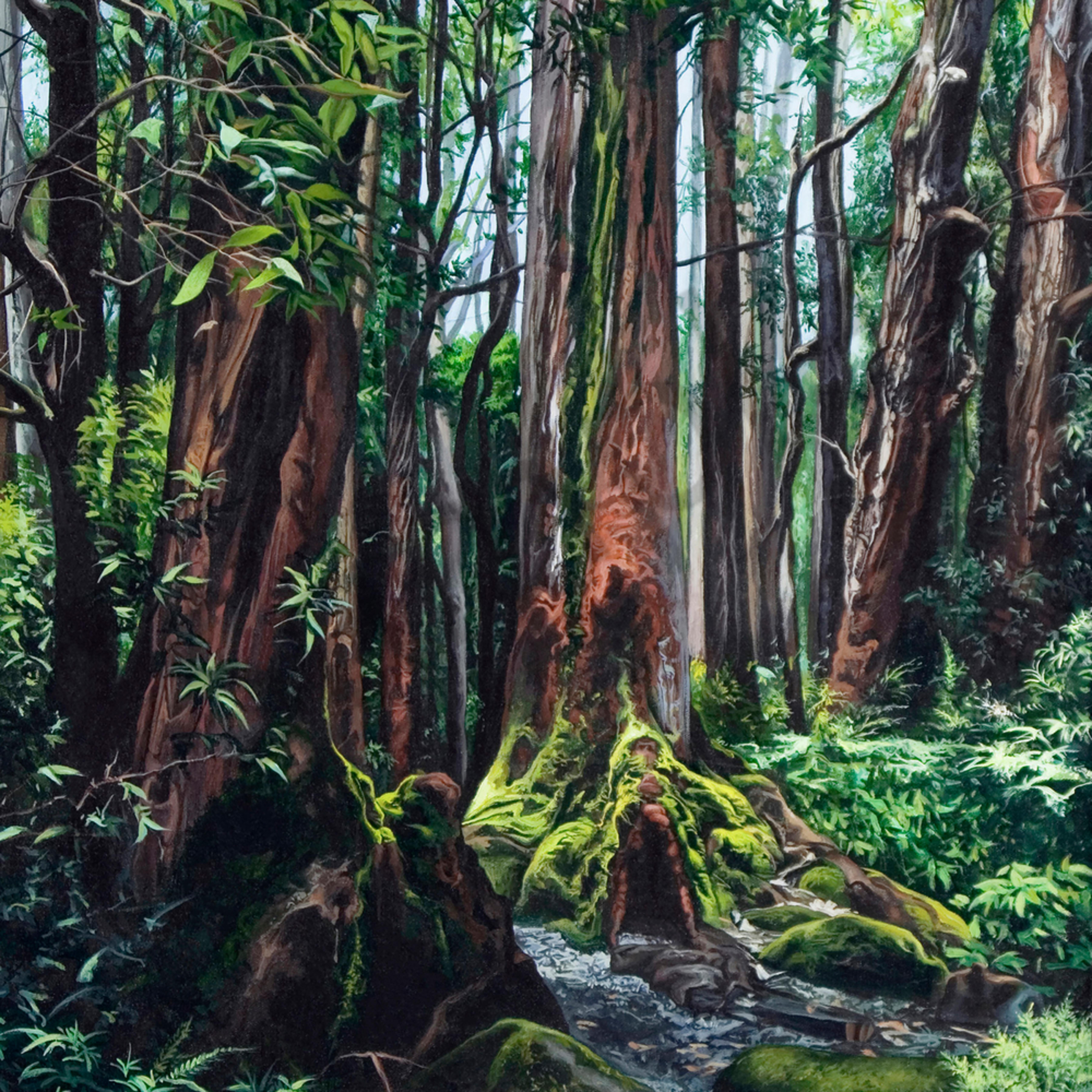 Rainforest print file xzpxlh