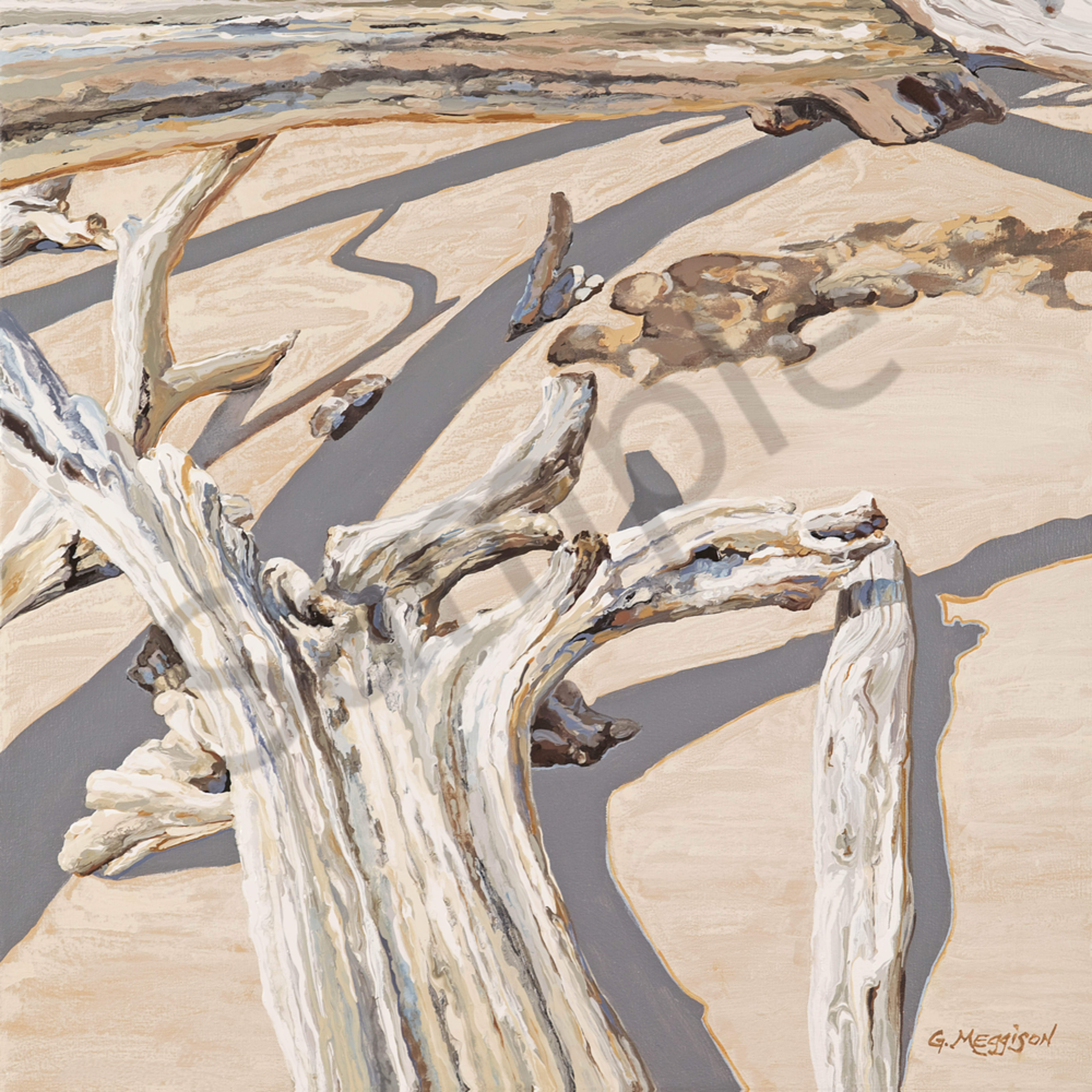 Water wind wood 2 24 22x24 22 print wddm8e