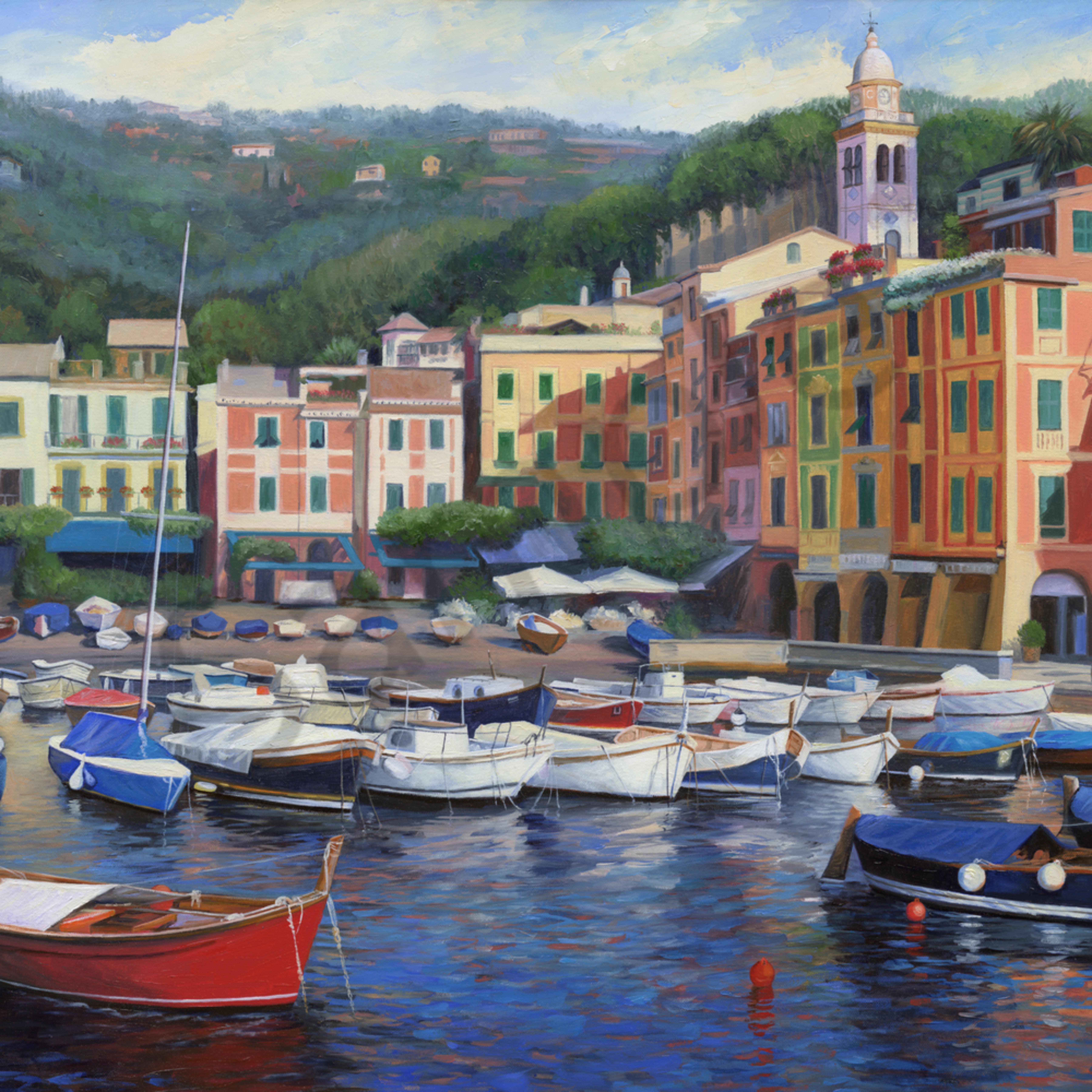 Portofino harbor asf bqskpf
