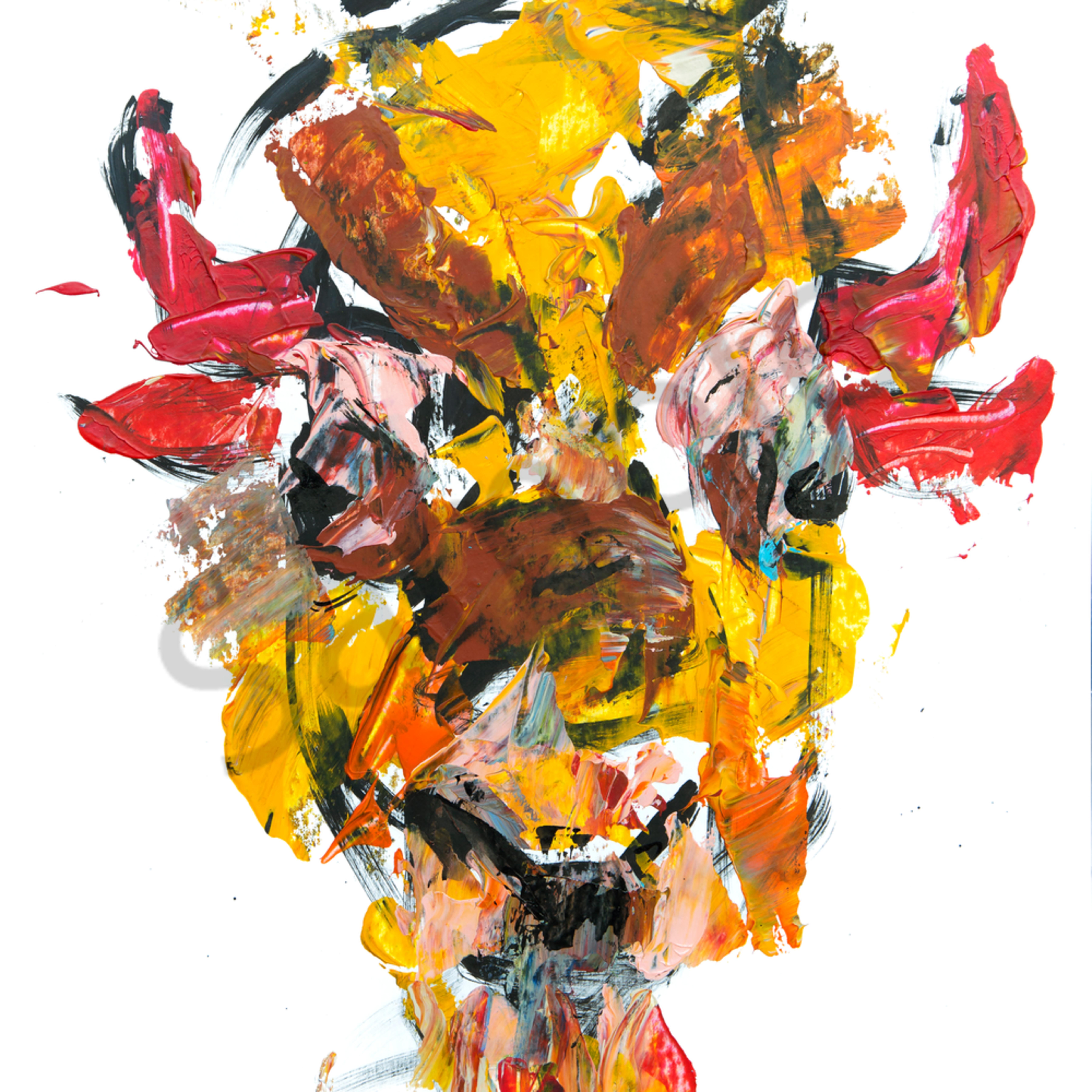 Chipboard bison 05 ksoivb