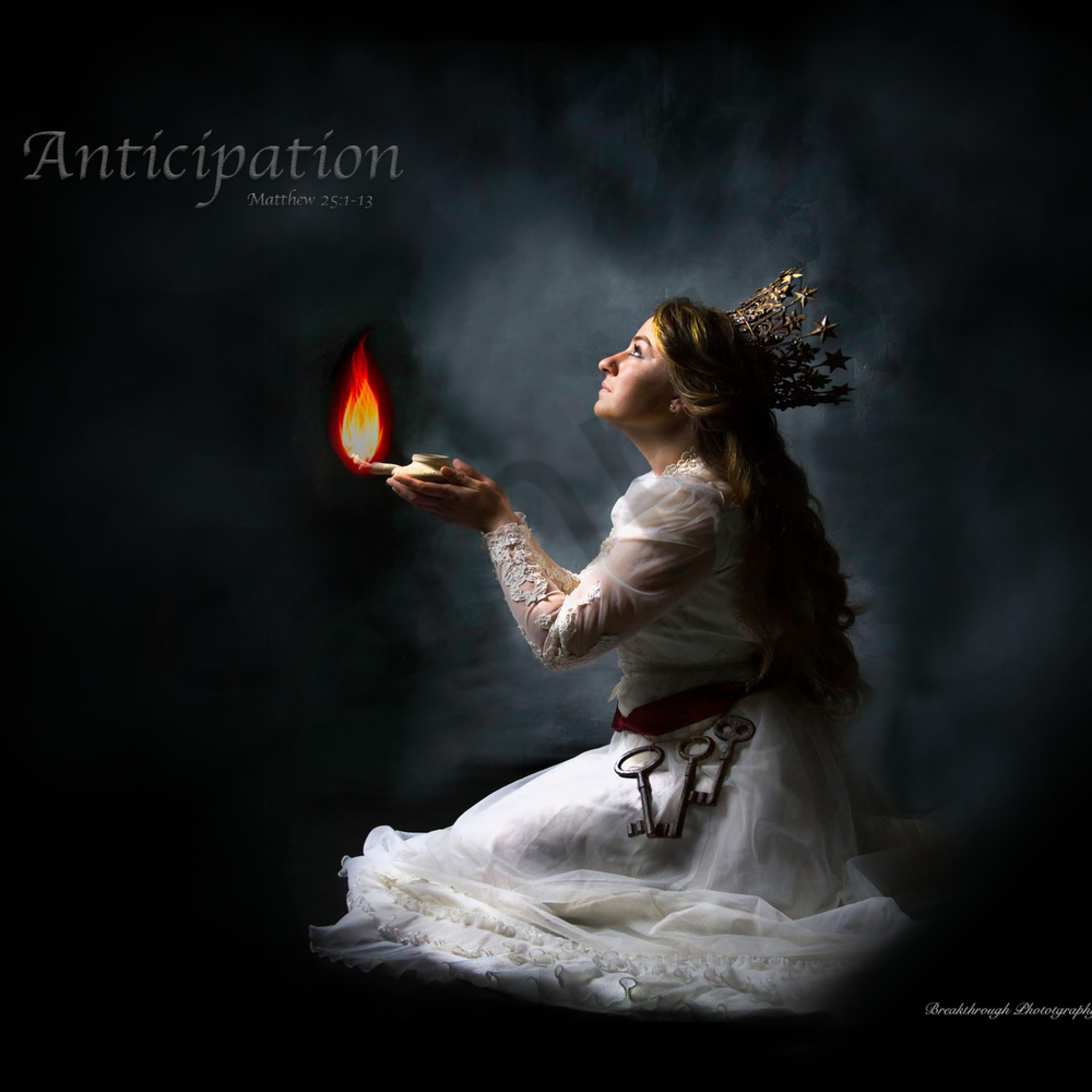 Anticipation by kim fletcher cr3gnt