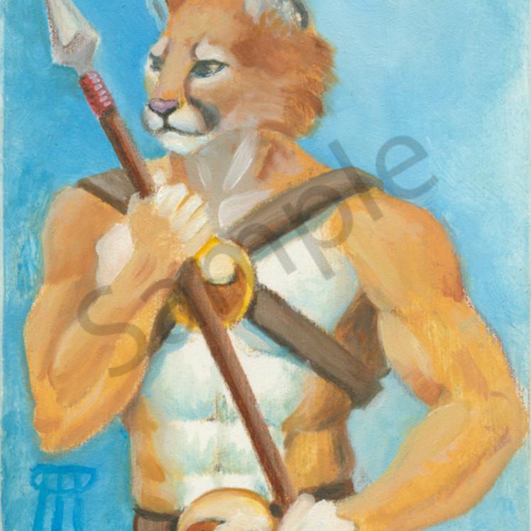 Cougar warrior gbkzyp