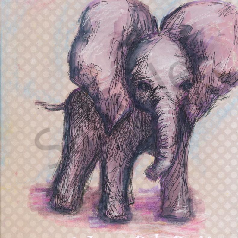 Elephant ear flap bgwuet