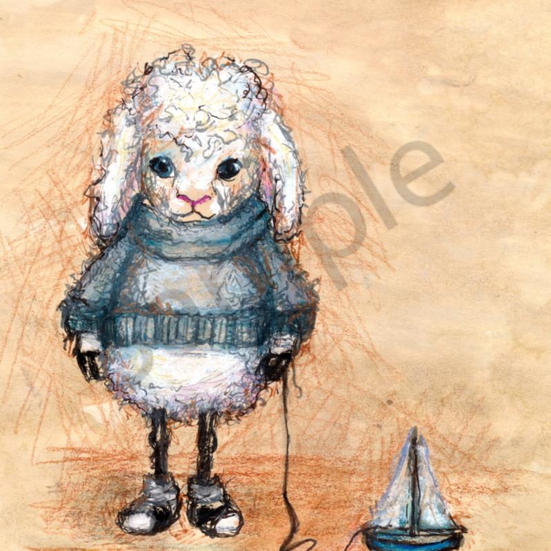 Albert the lamb plr3r0